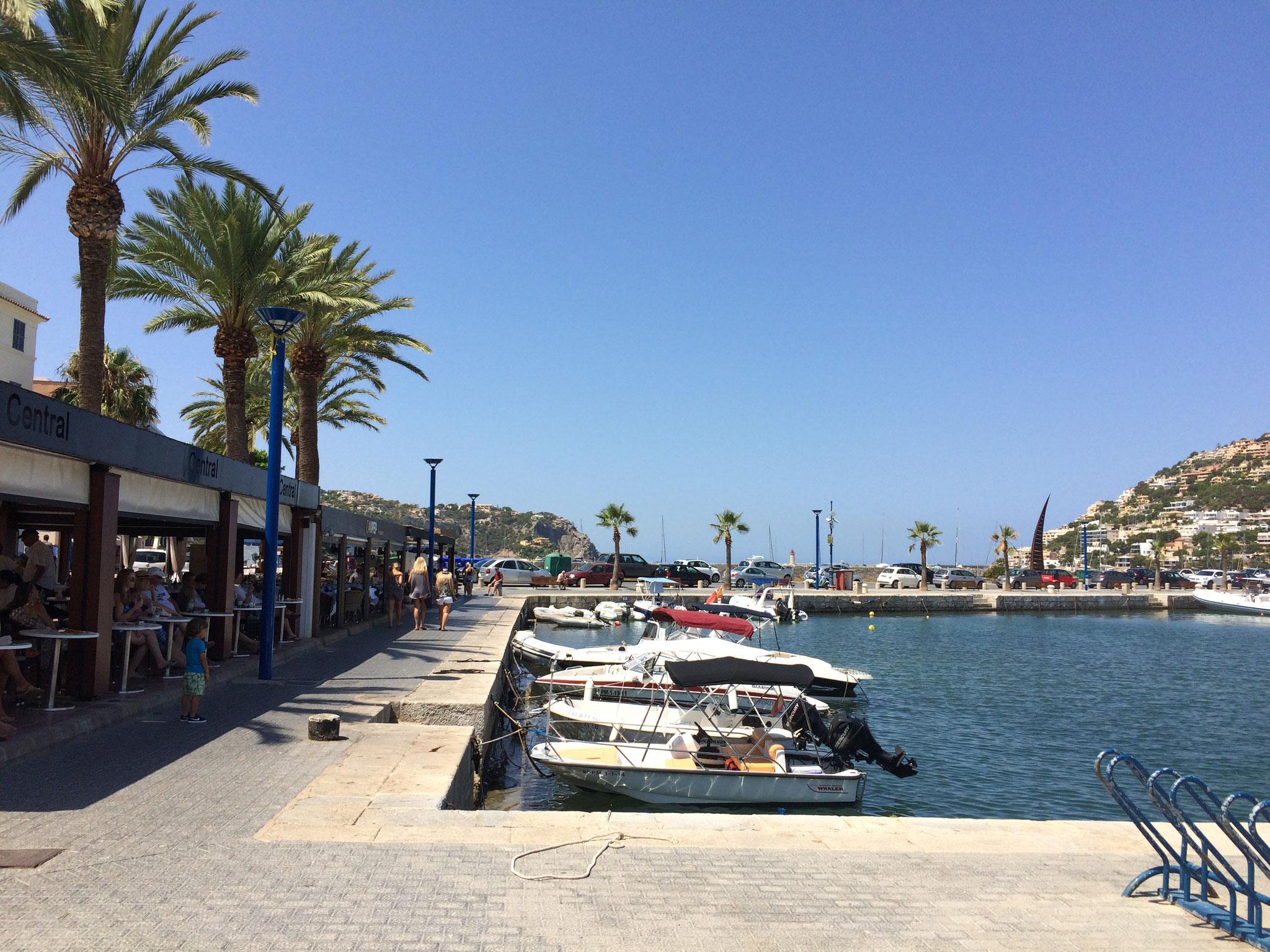 Hafenstadt Andratx