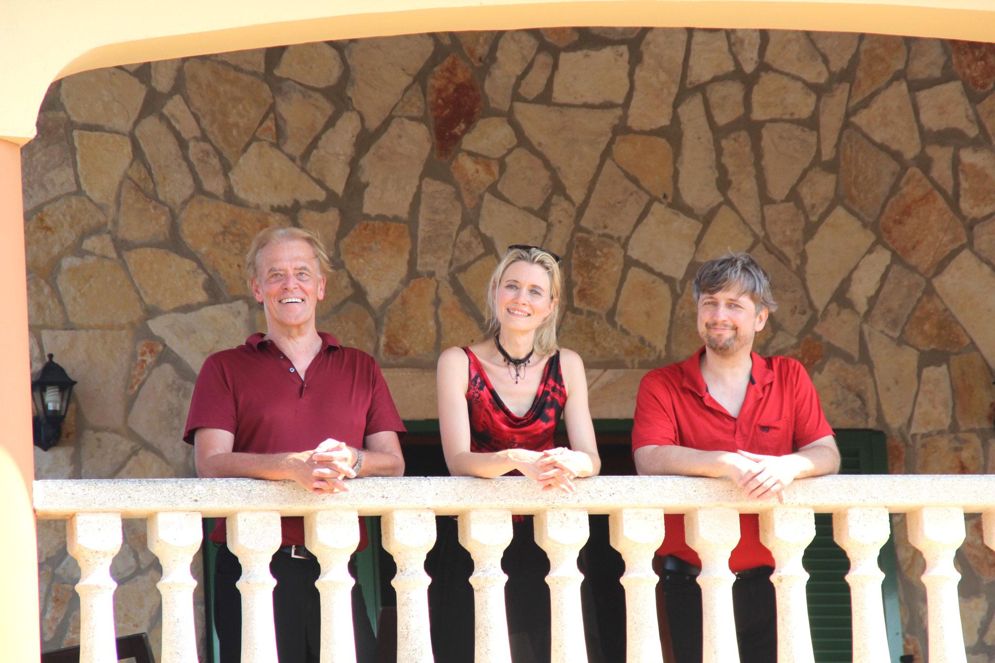 Lothar, Susi, Harald (Foto: Christoph Droste)