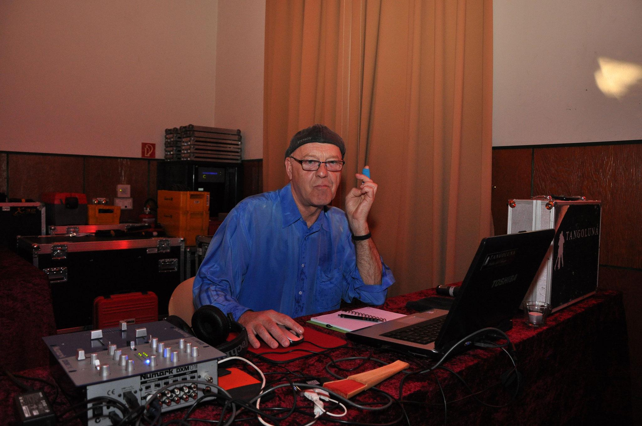 DJ Michael (Foto Renate Wiemes)