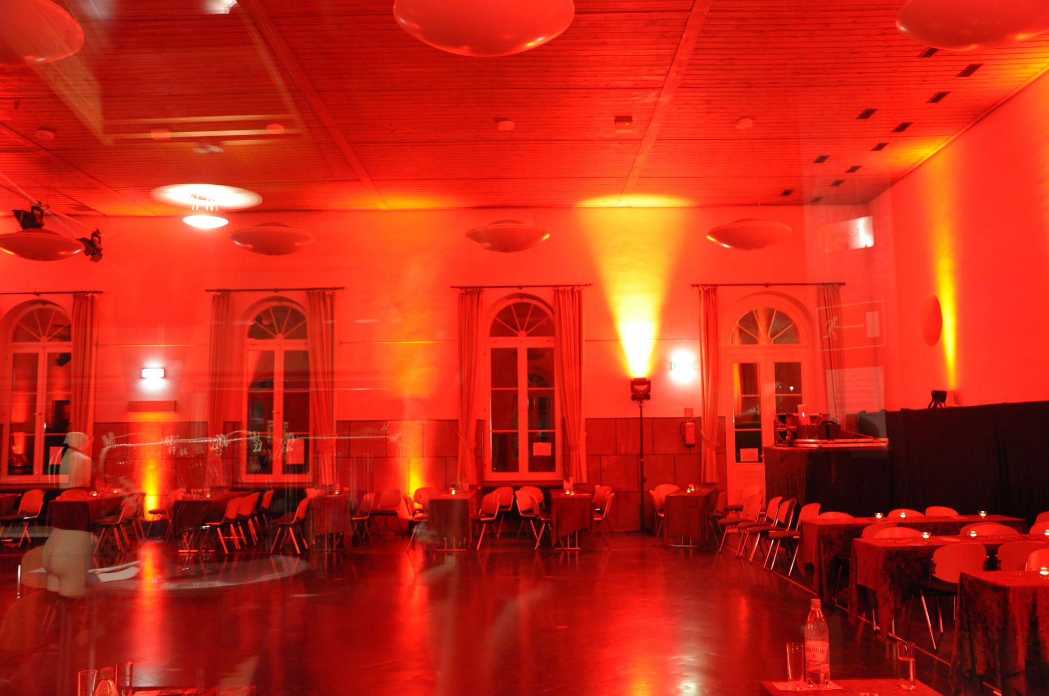 Festsaal St. Adelheid (Foto Renate Wiemes)