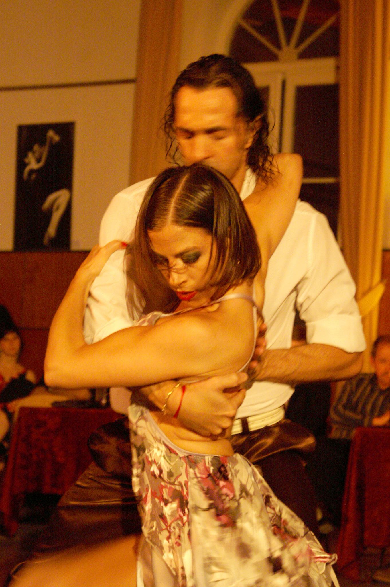 Gustavo Rosas & Gisela Natoli 2013 (Foto Albert Longerich)