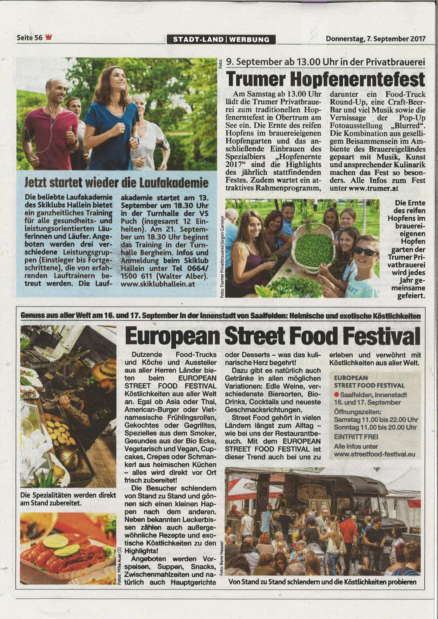 Kronen Zeitung, 7. September 2017