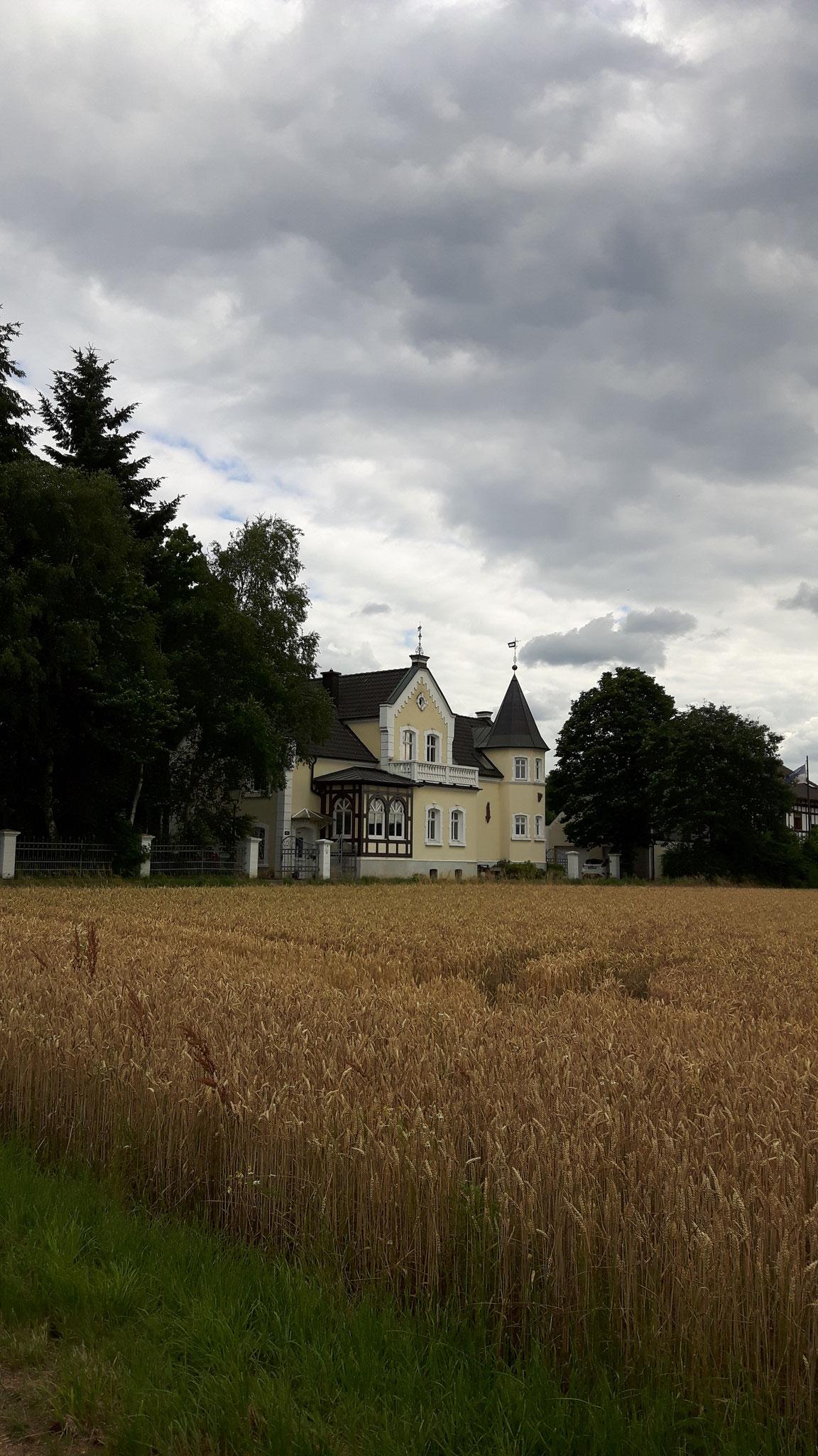 Meine Villa im Vogelsberg