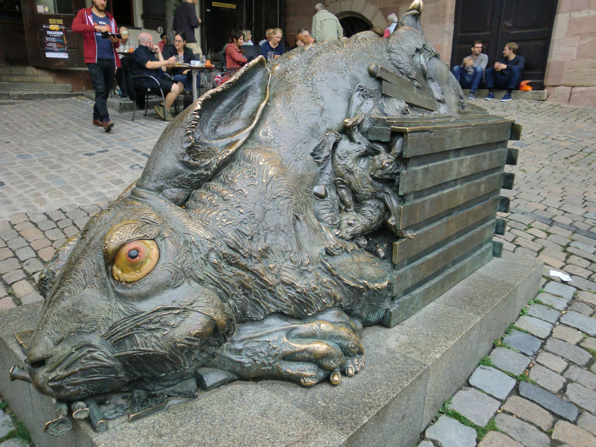 Skulptur von Jürgen Görtz...