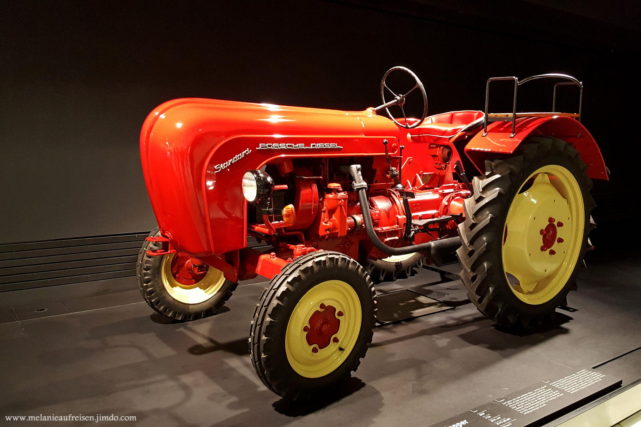 Einen Porsche für jeden Landwirt :)