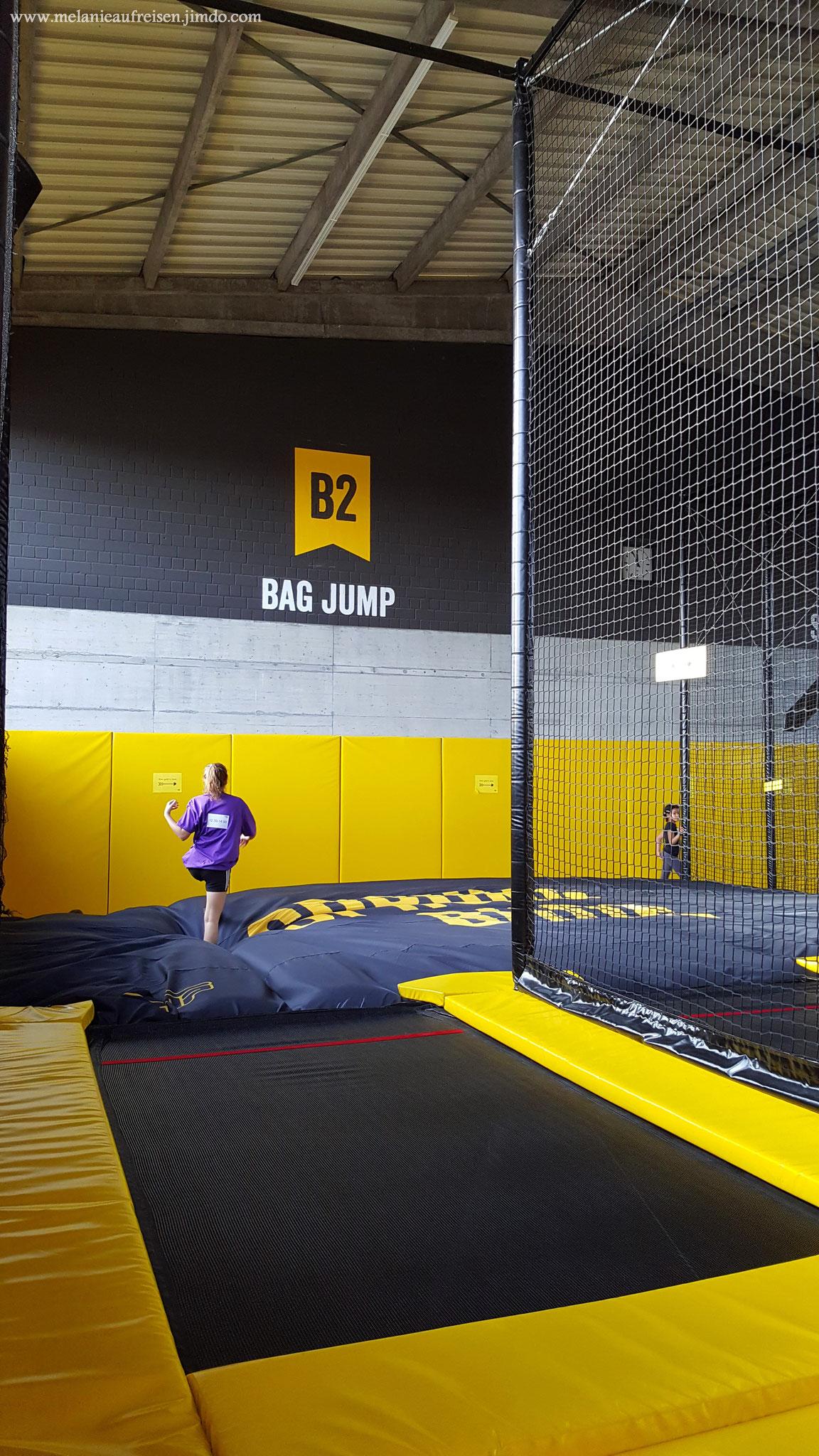 Bag Jump