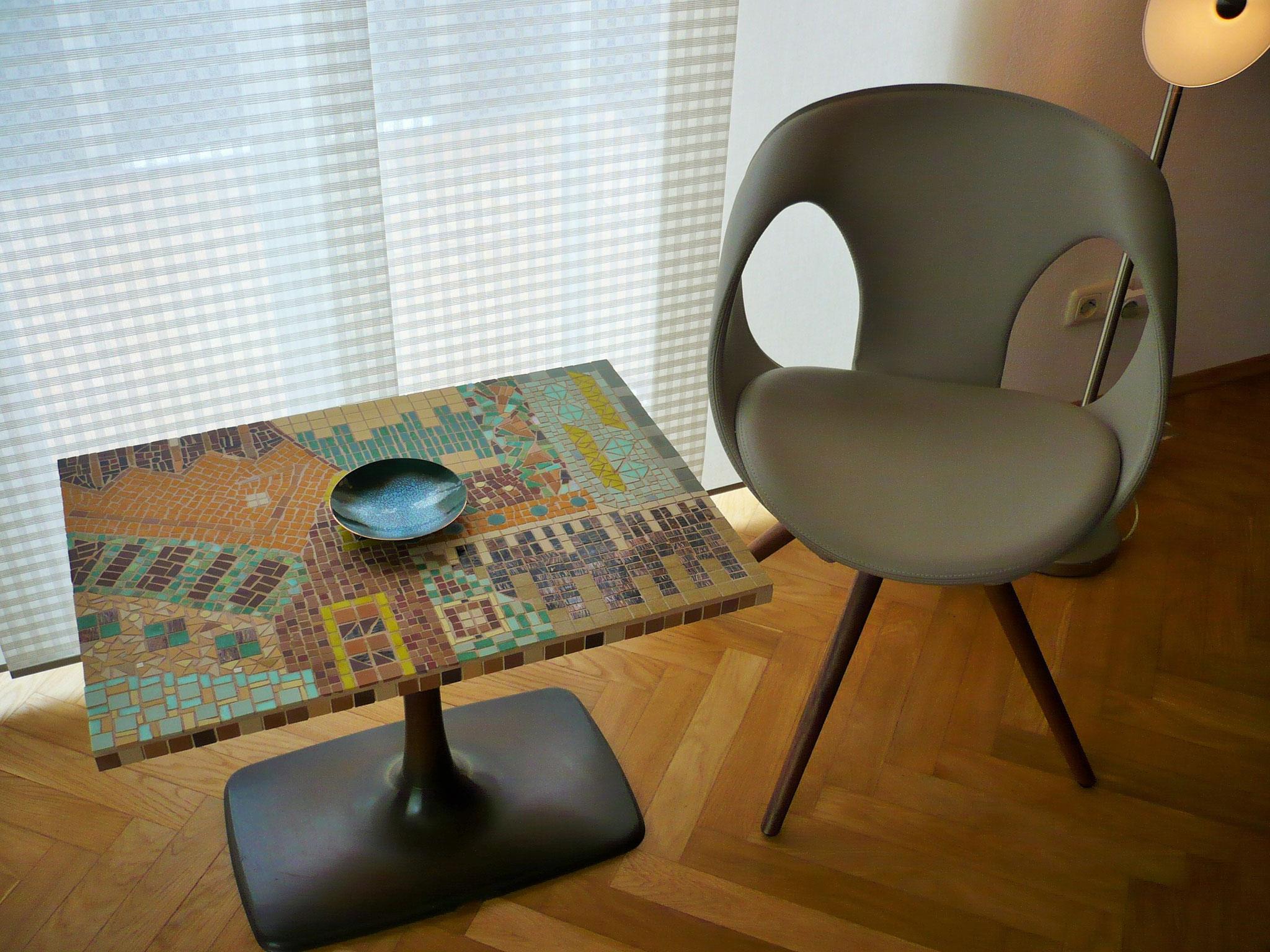 70er Tisch 50x70