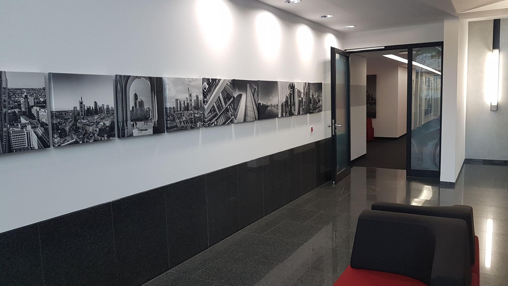Foyer Bürocenter Agendis (Barmenia Versicherungen)