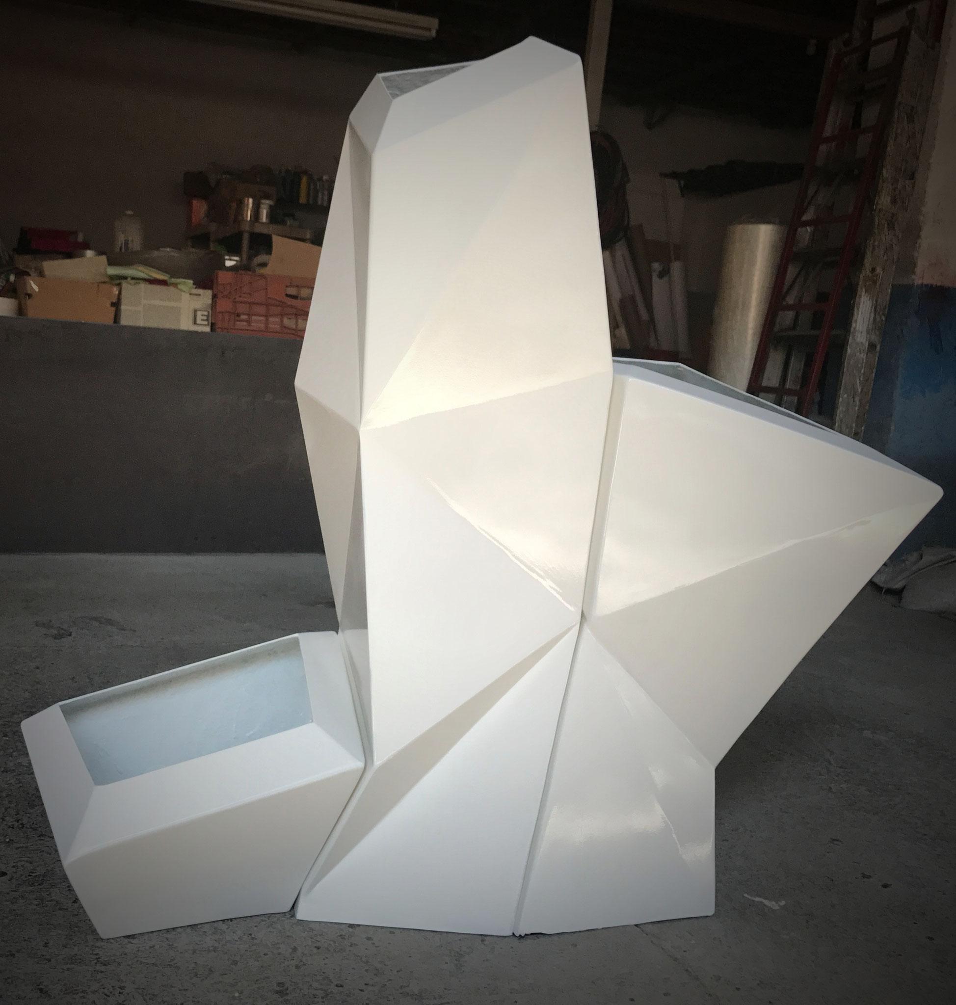 """Macetas """"origami"""""""