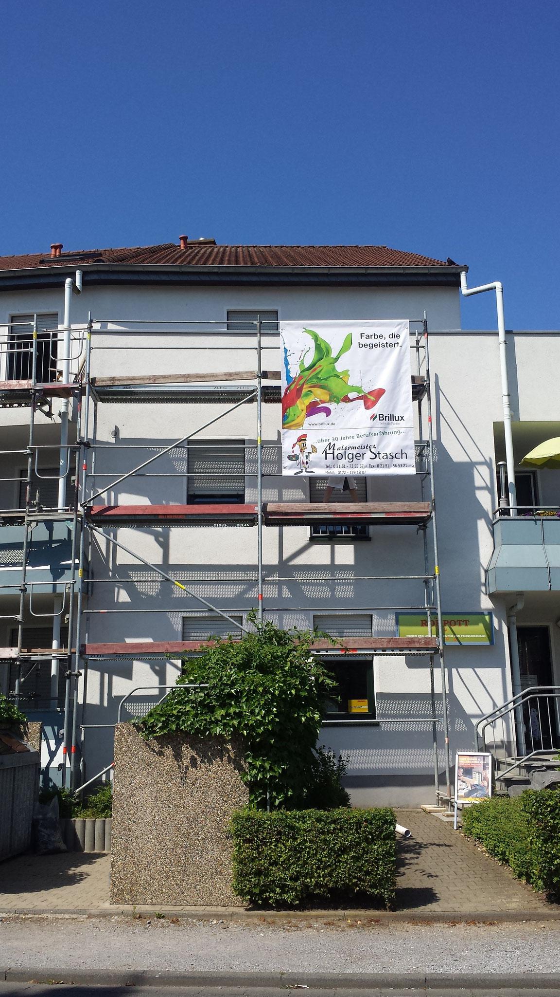 1 Bild 3 Fassade Residenz
