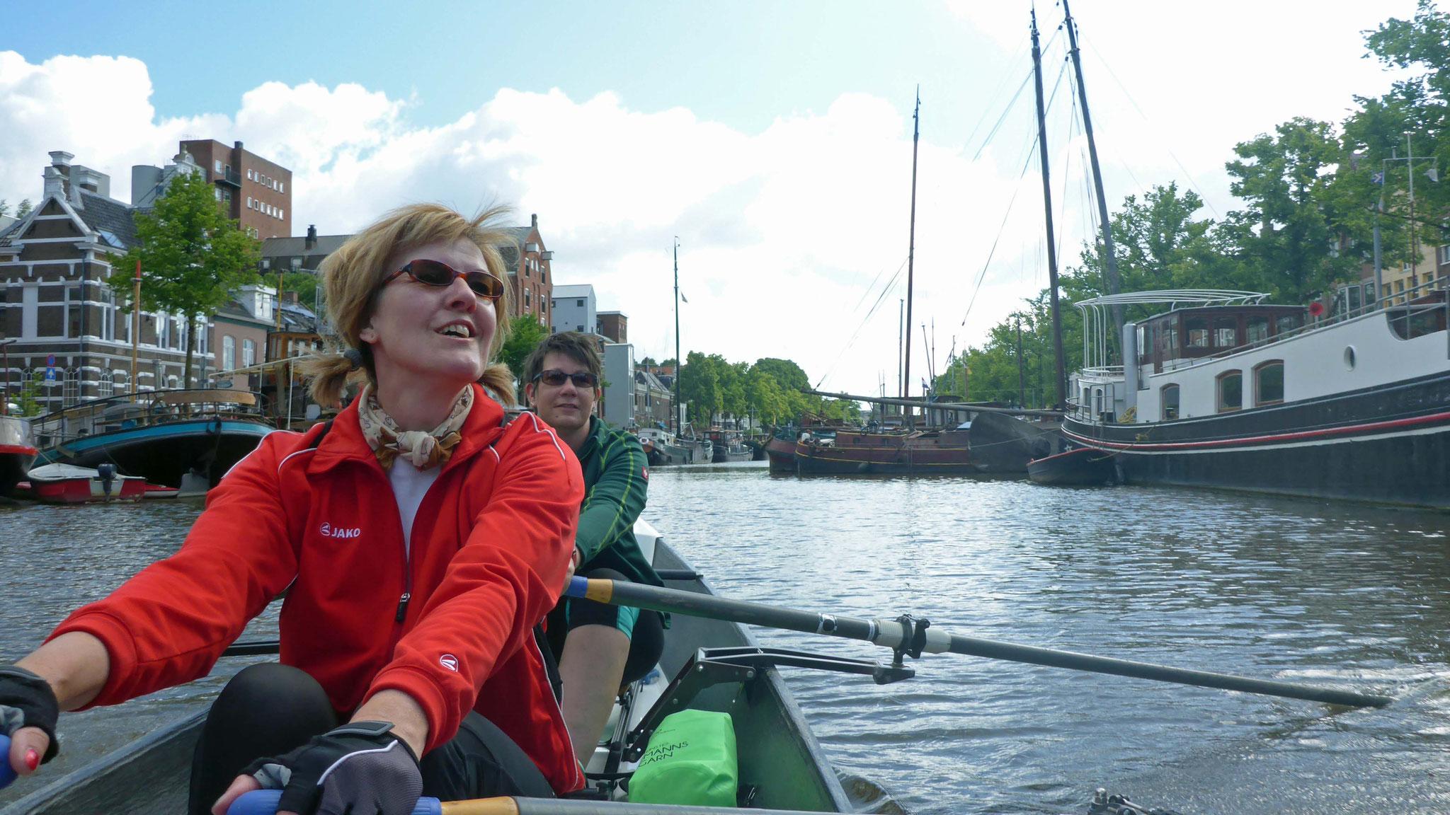 Rund um Groningen mit
