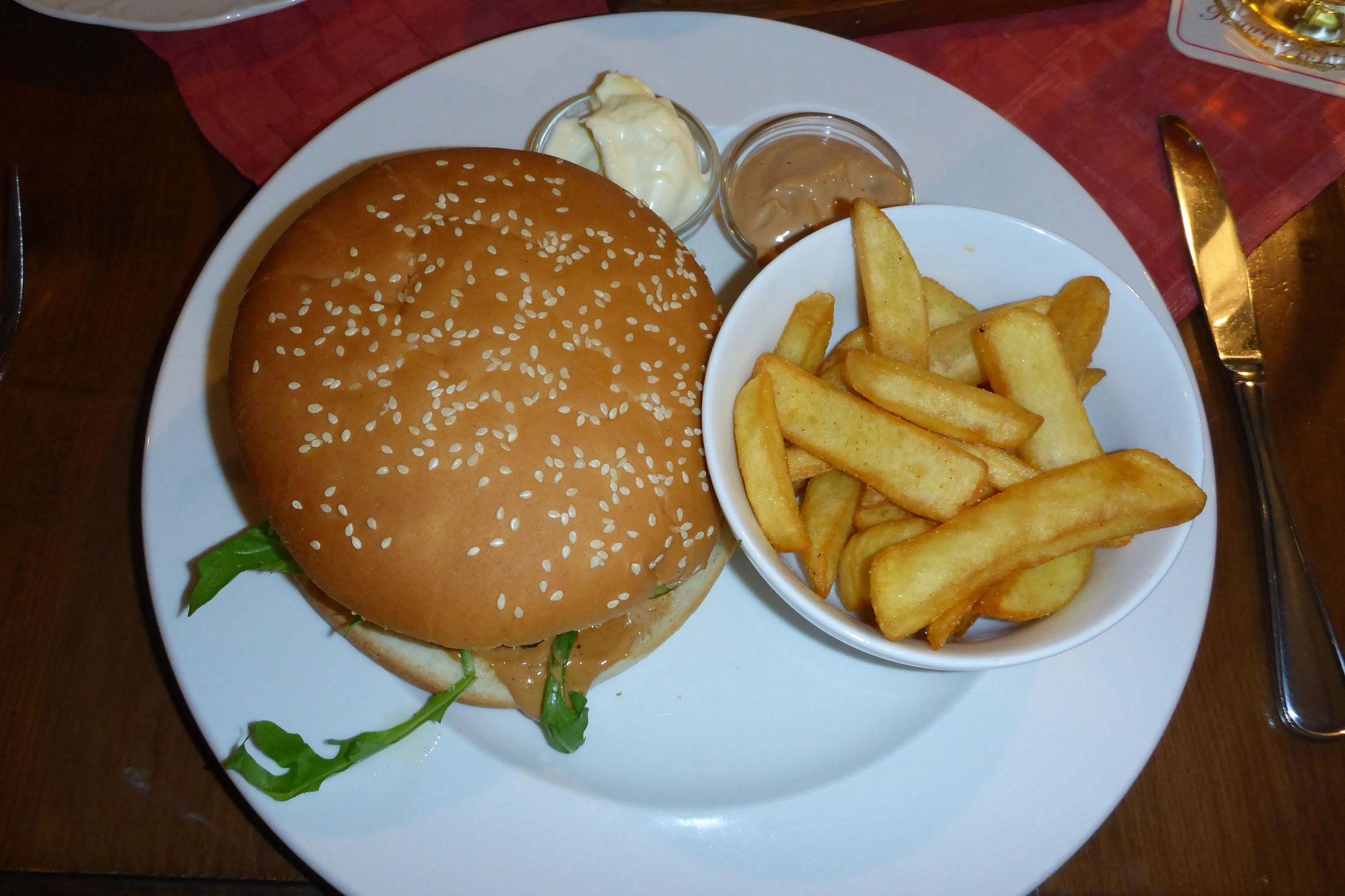 Der Mühlen-Burger: