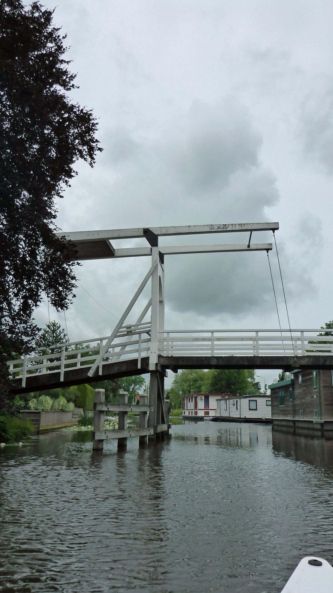 viele schöne Brücken.