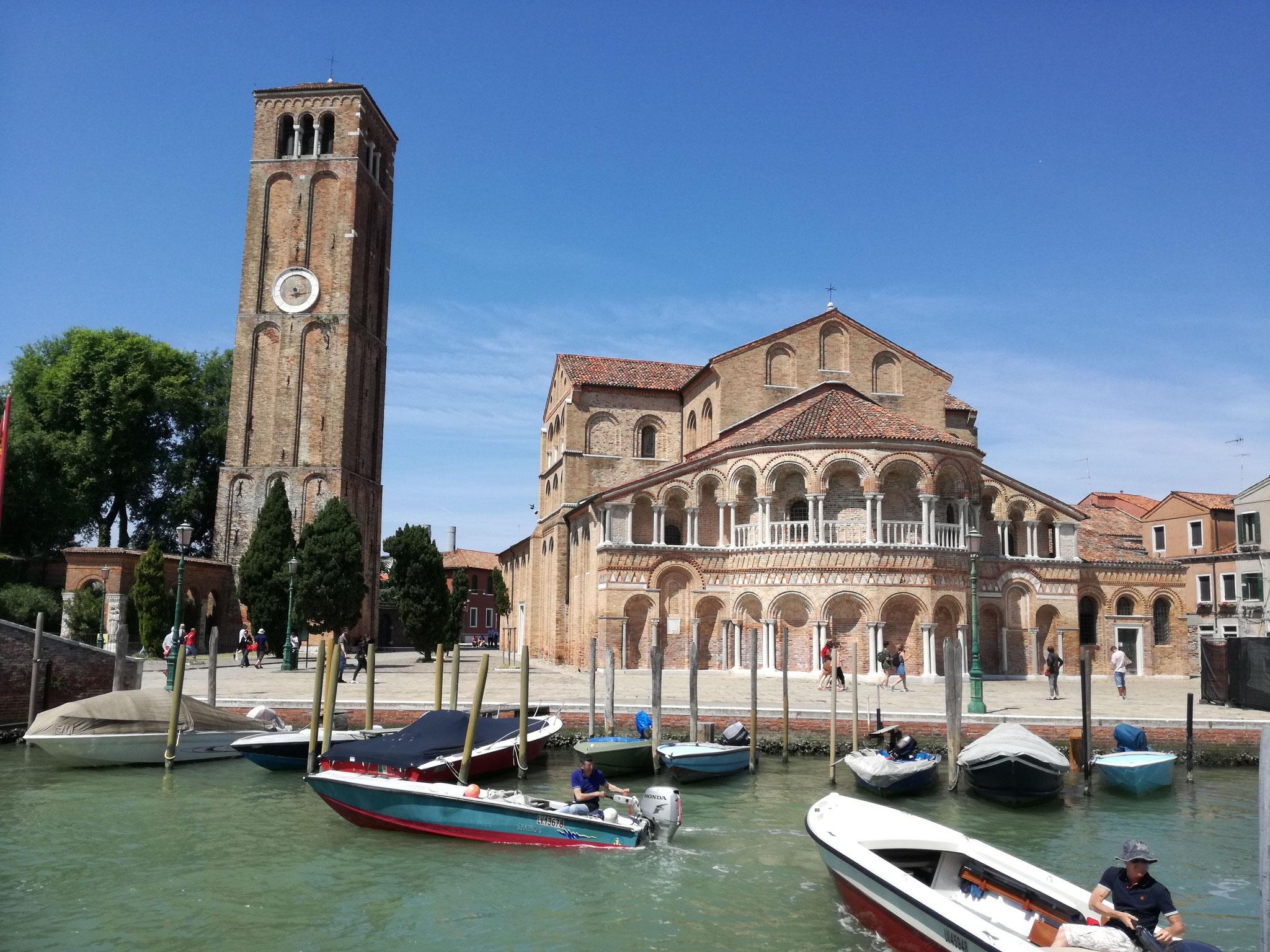 Santa Maria e San Donato.