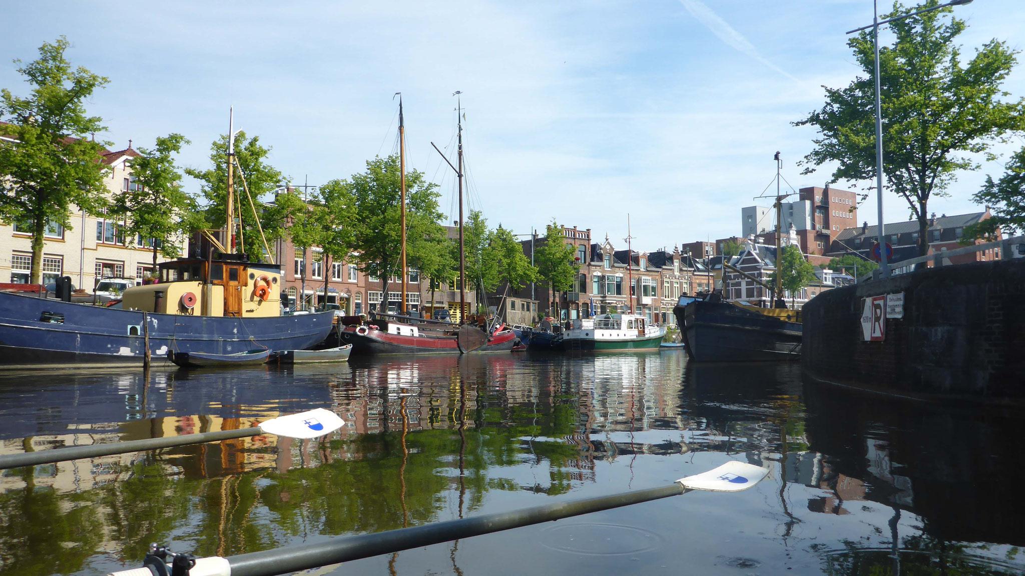 Blick zum Noorderhaven.
