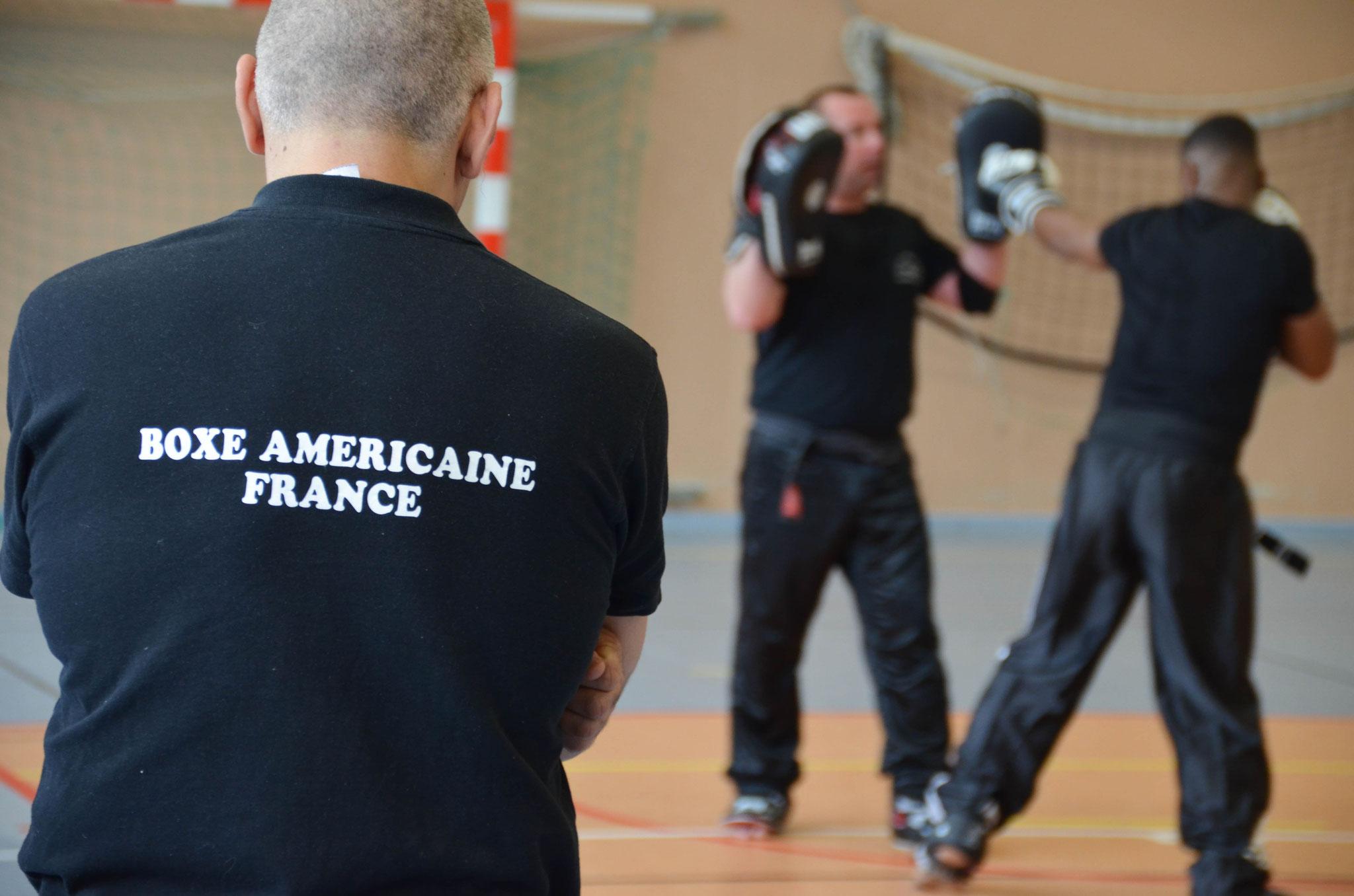 Les formations de Fédération de Boxe Américaine & Discipline Associées