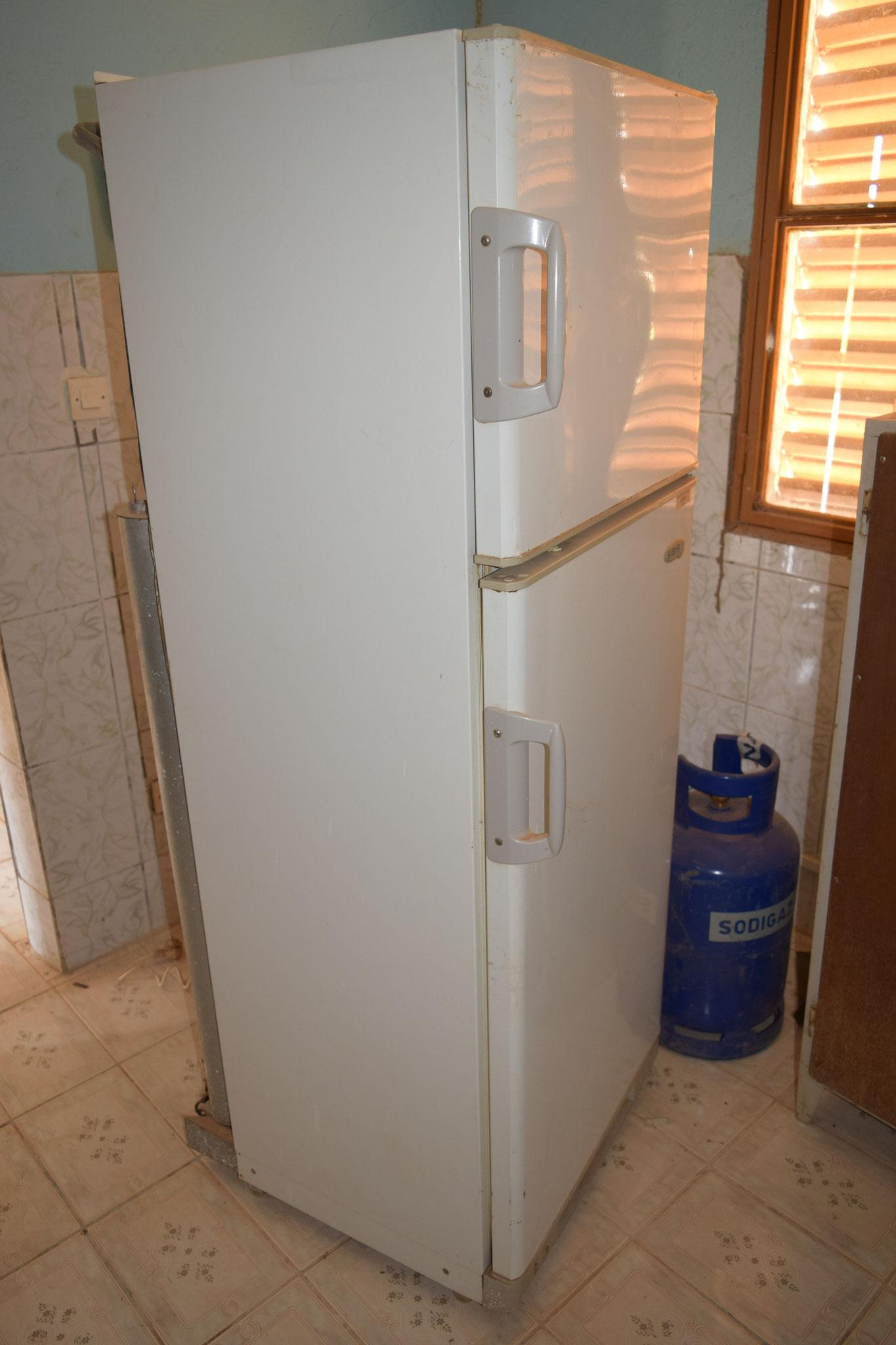 CREN de Temnaoré : le réfrigérateur à gaz financé par Adéga