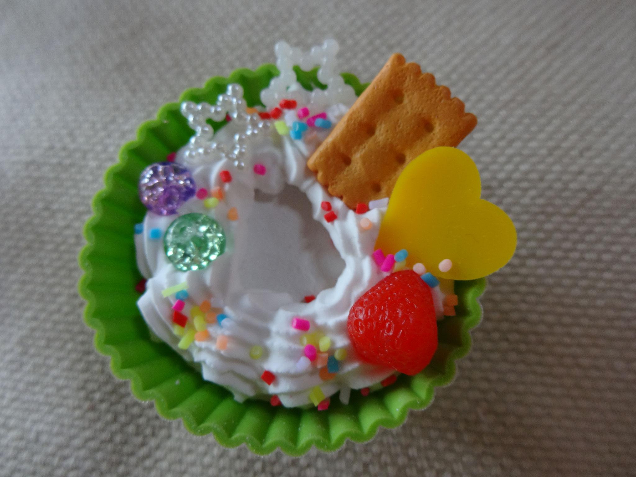 デコレーションアロマストーン カップケーキ