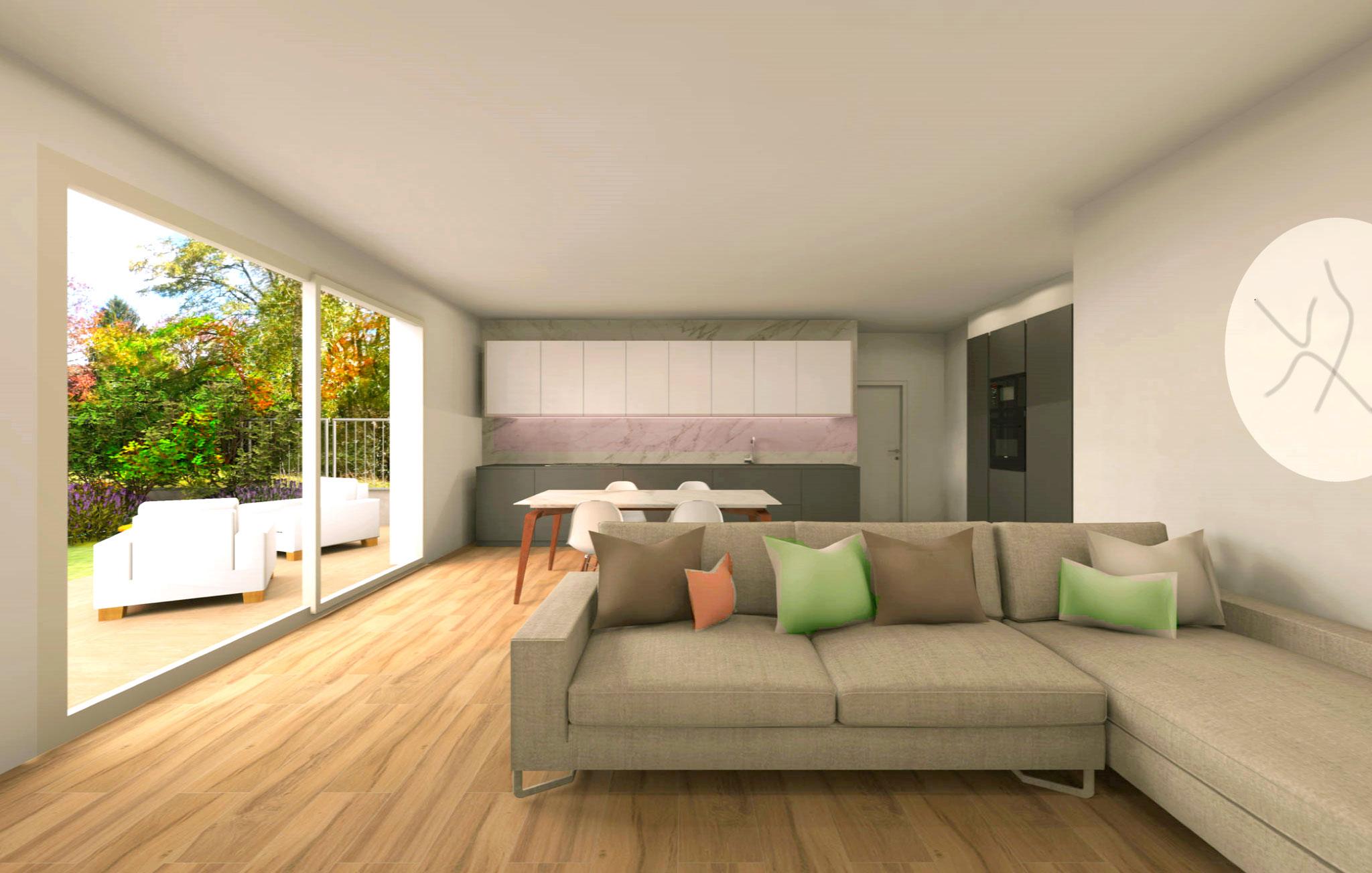 Immagine illustrativa soggiorno