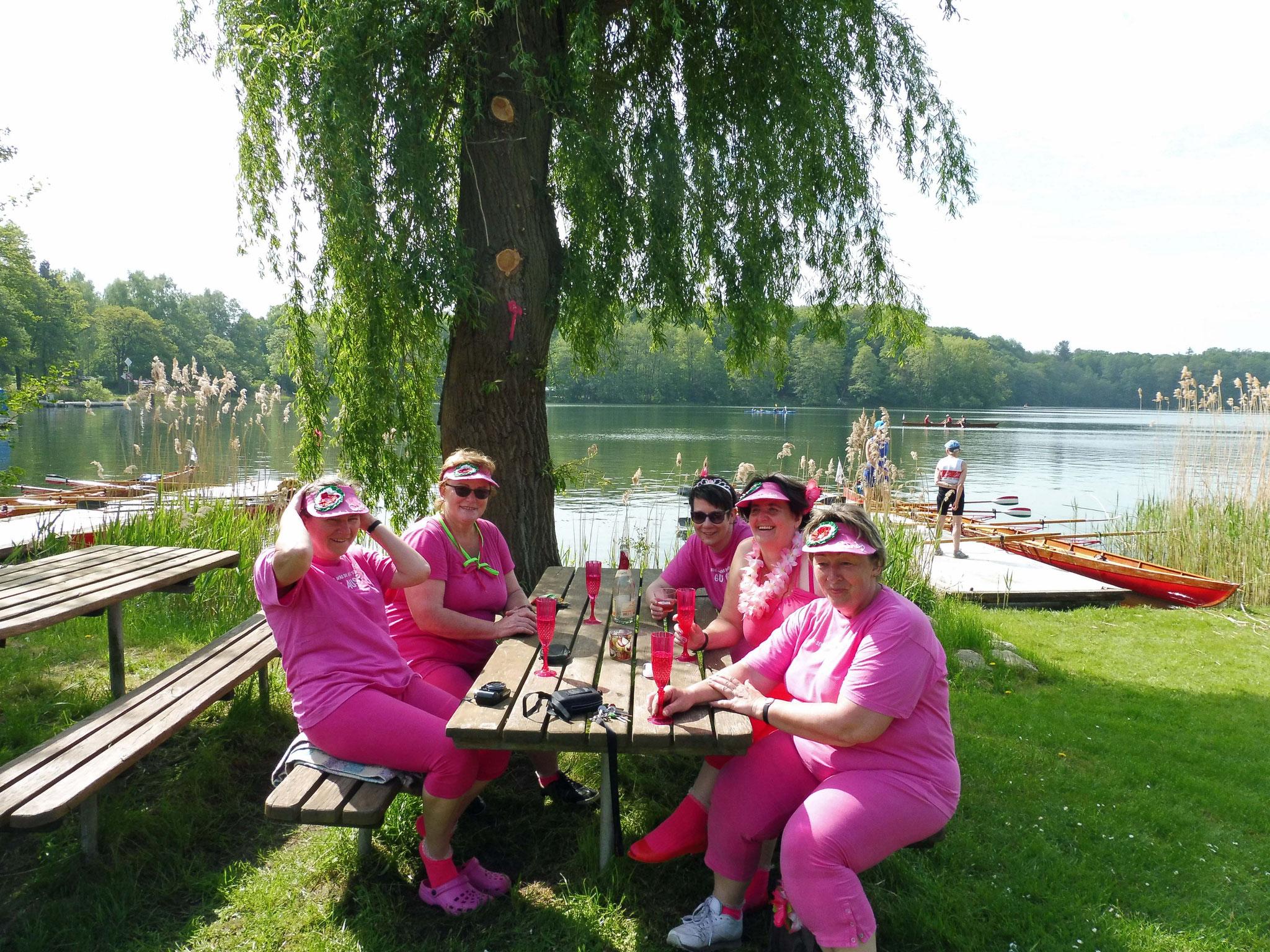 Pink Ladies auch.