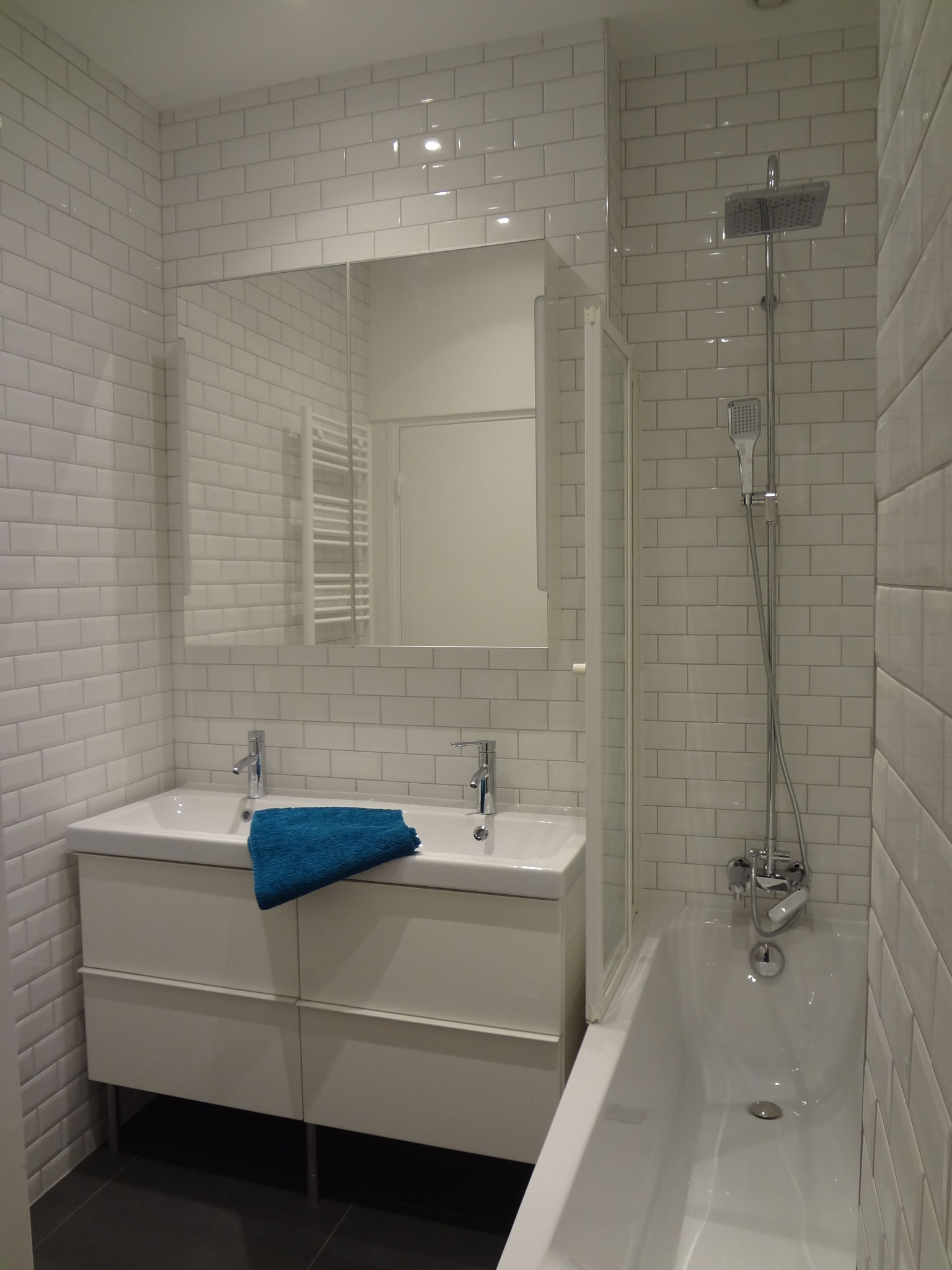 Salle de bain 19 - Delphine Melwig - Créations Paris