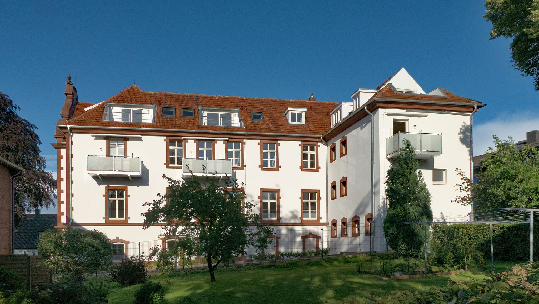 """""""Altes Amtsgericht"""" an der  Schüttorfer Straße in Bad Bentheim"""
