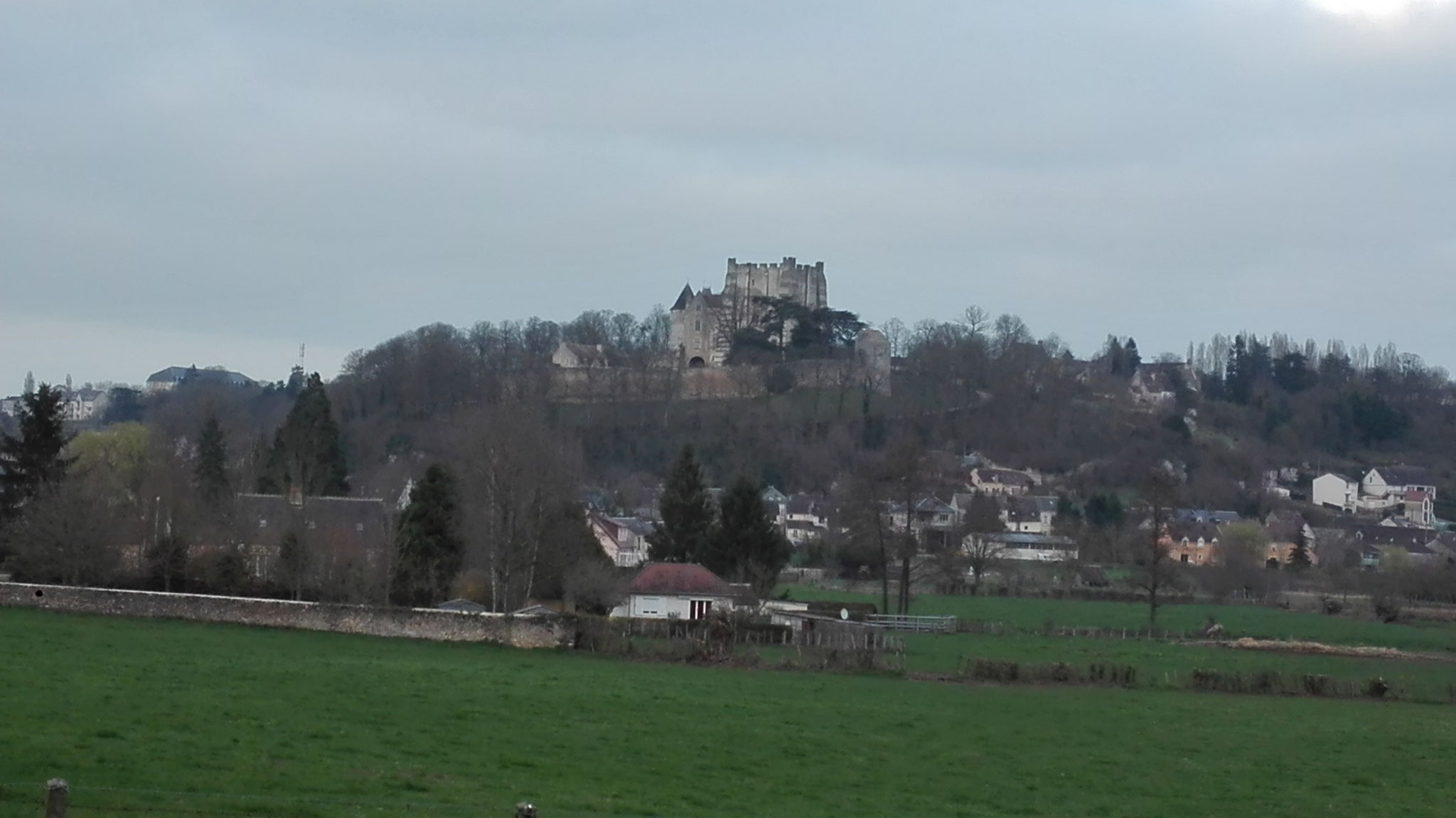 Le Château Saint-Jean de Nogent le Rotrou