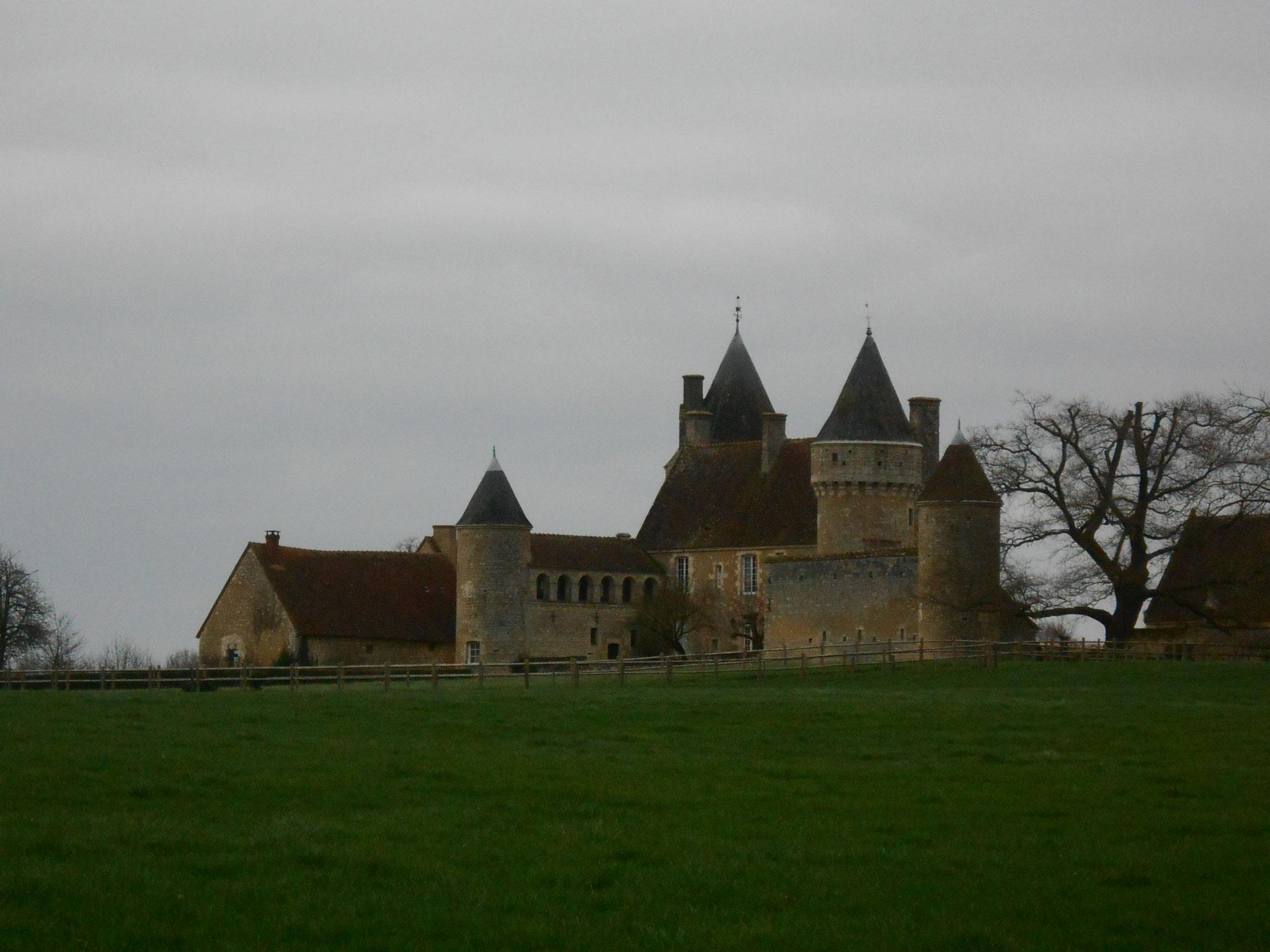 Manoir de L'Angenardière