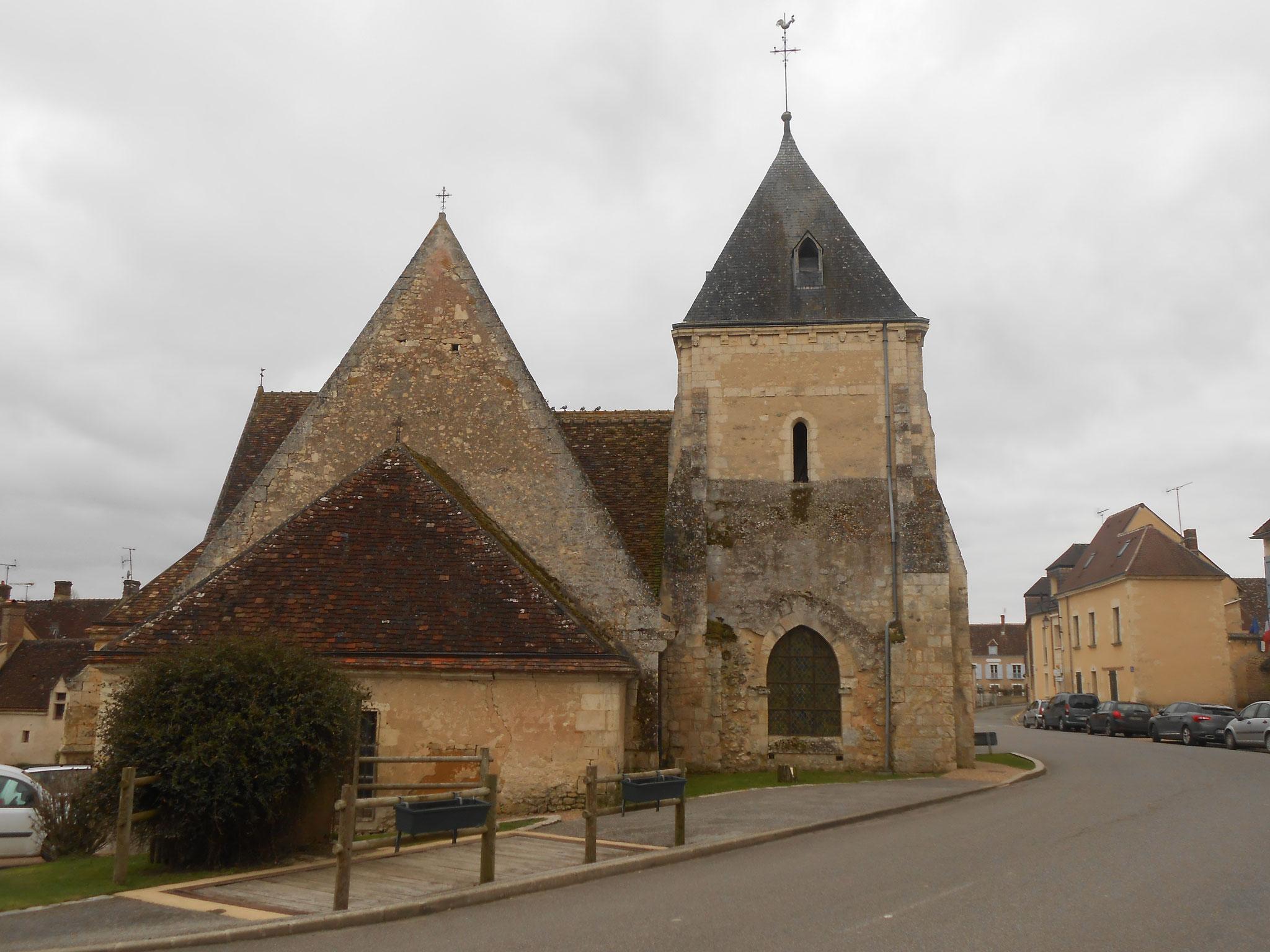 Eglise de Préaux du Perche