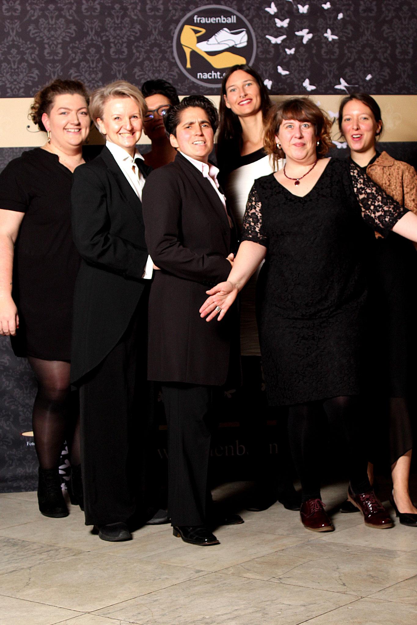 Das Team der FBN  (pic by Oxana Kessler)