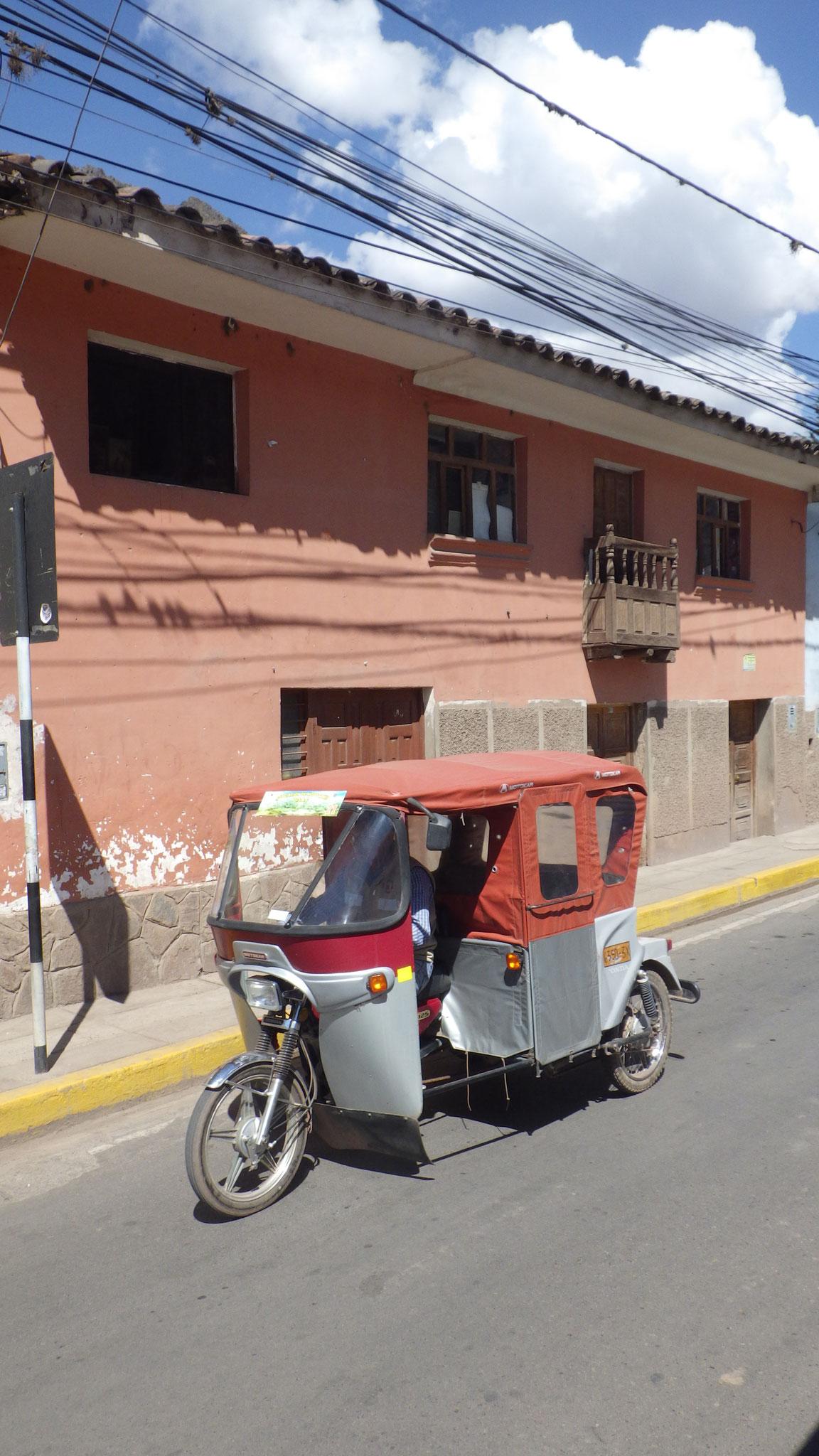 Taxi-moto (Pérou)