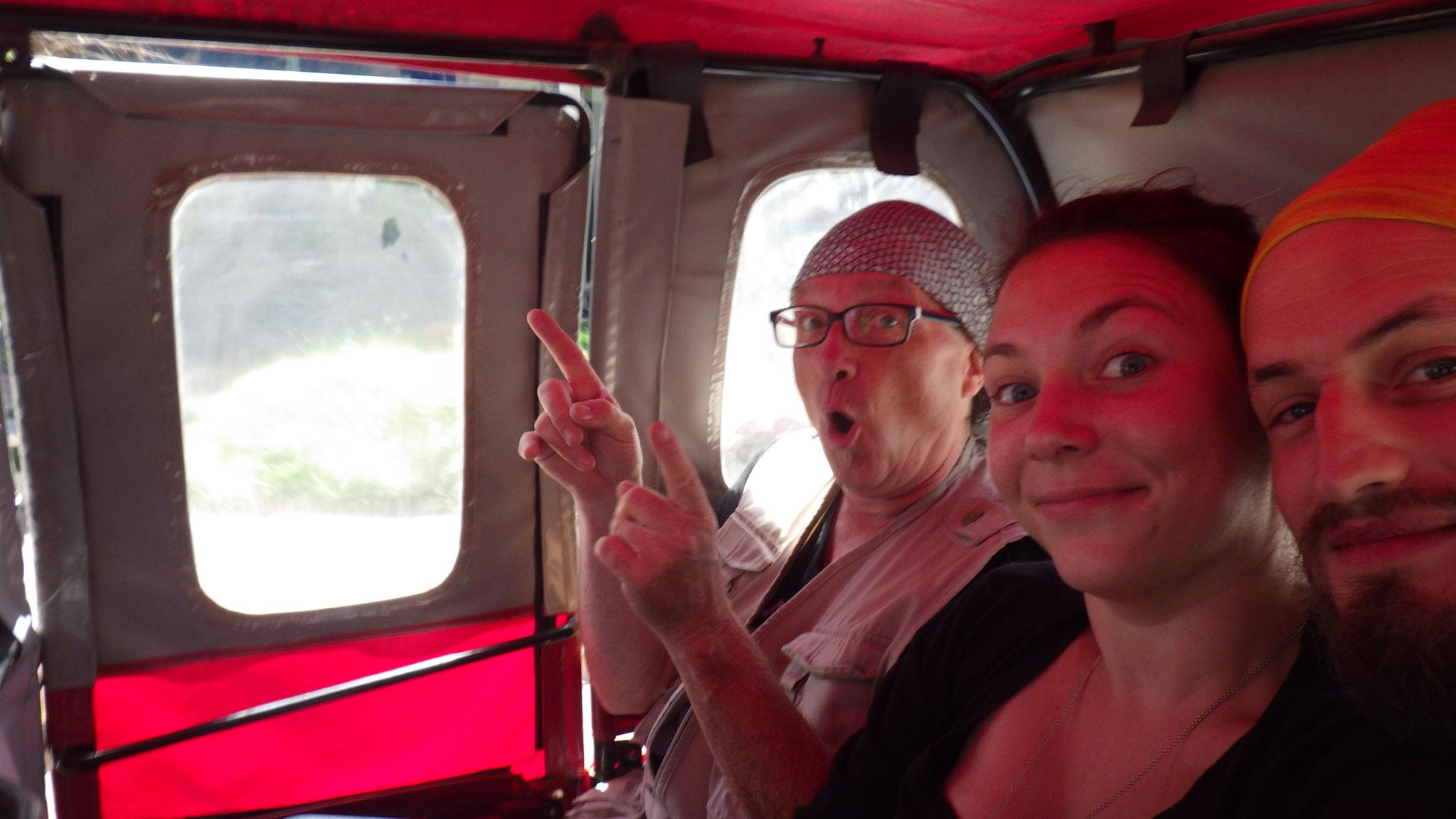 Tour en Taxi-moto