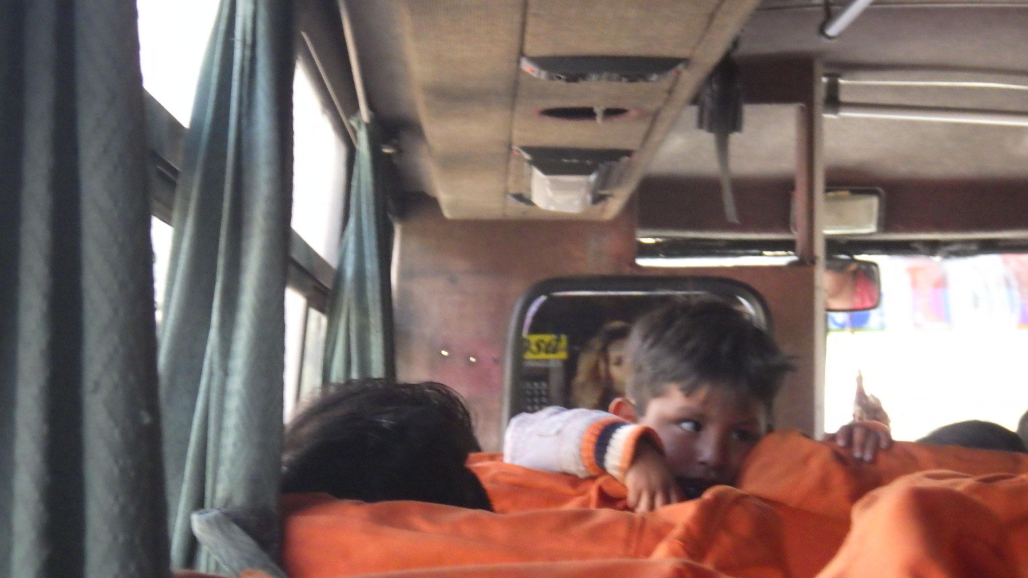 Bus du Pérou