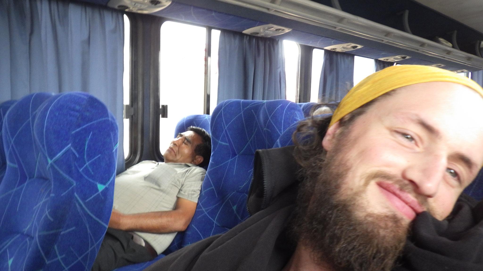 Bus péruvien 2