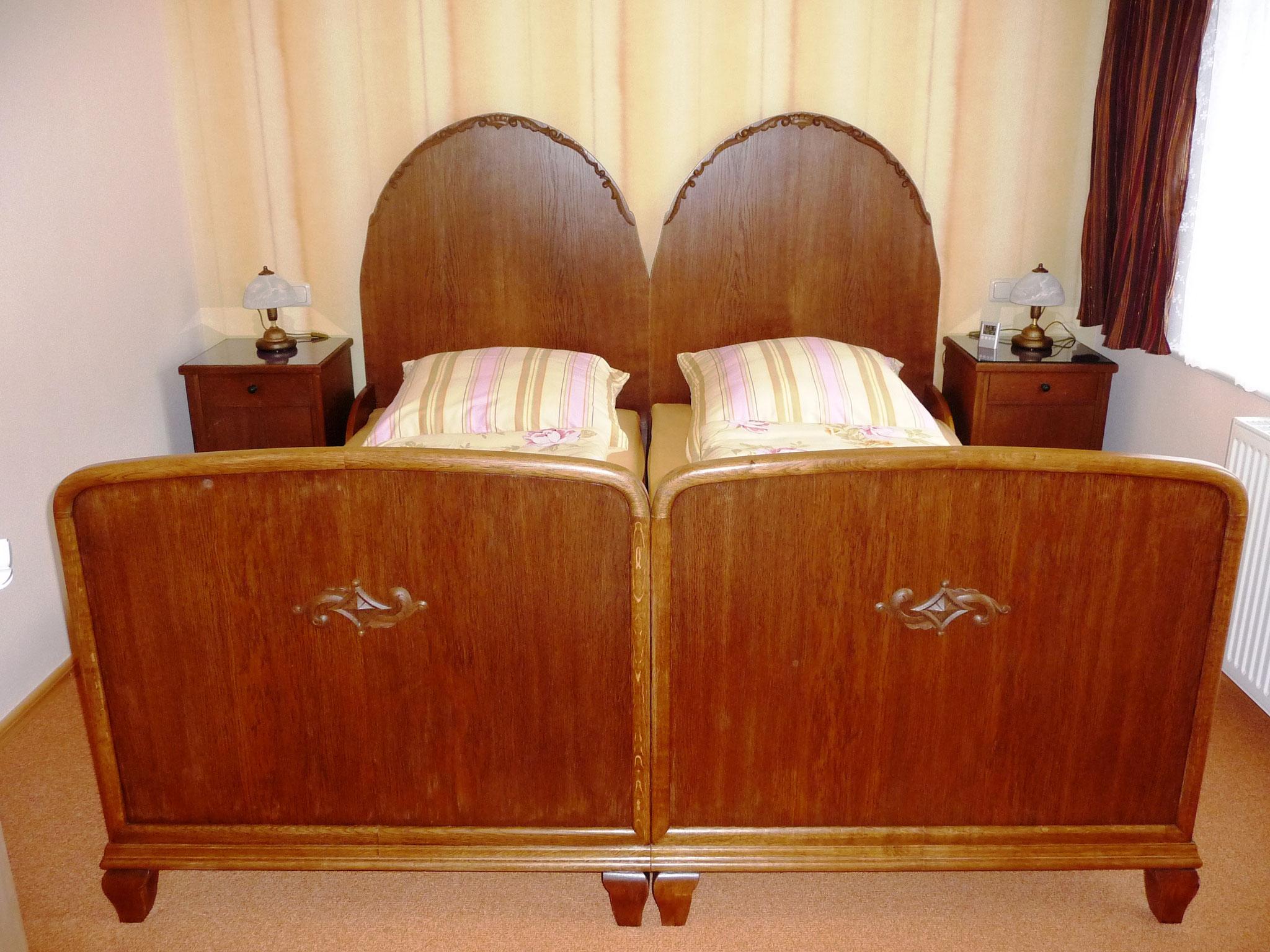 Erholung im Urlaub - das ist auch entspannender Schlaf in einem bequemen Bett.