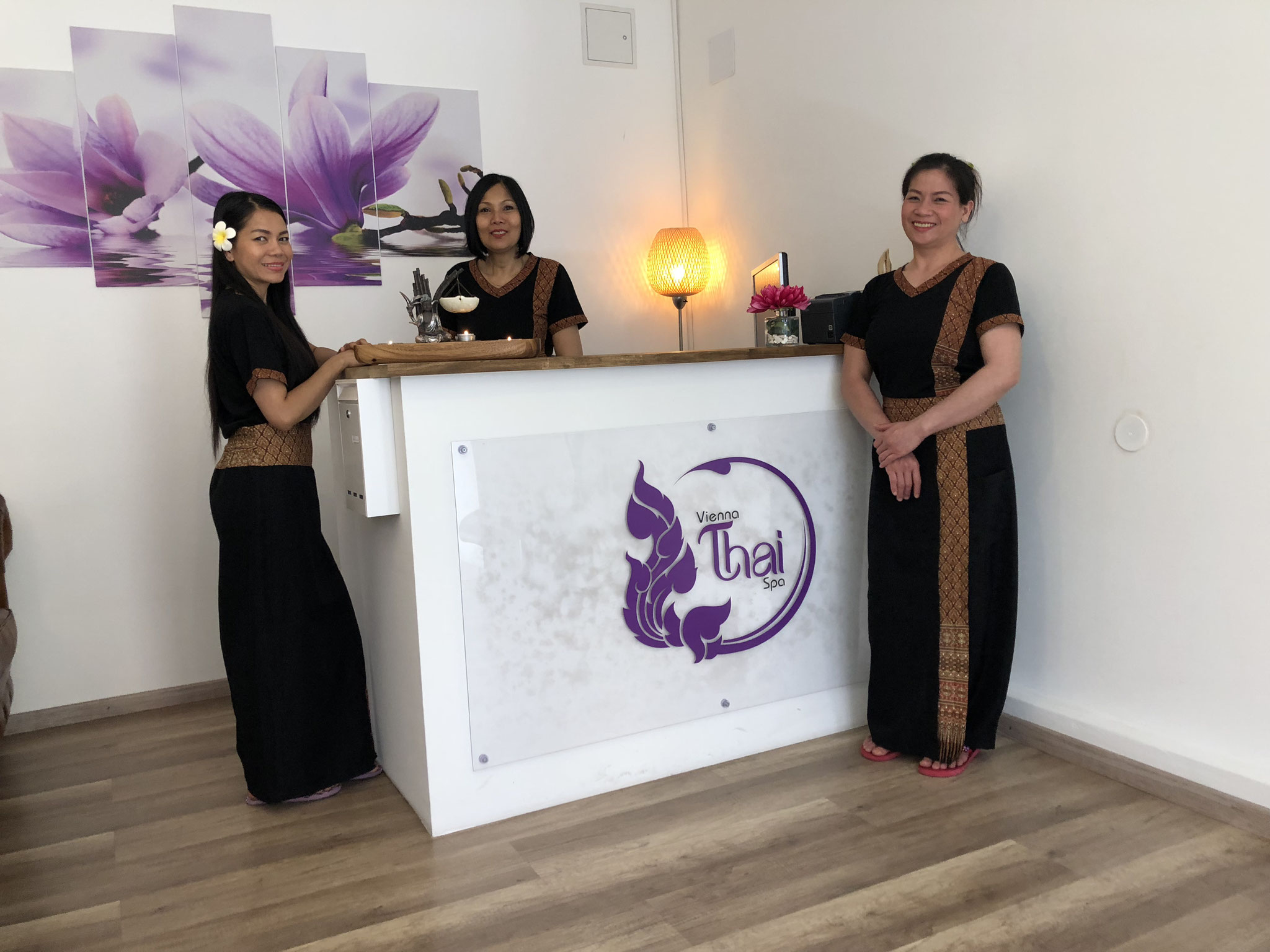 Team Vienna Thai Spa