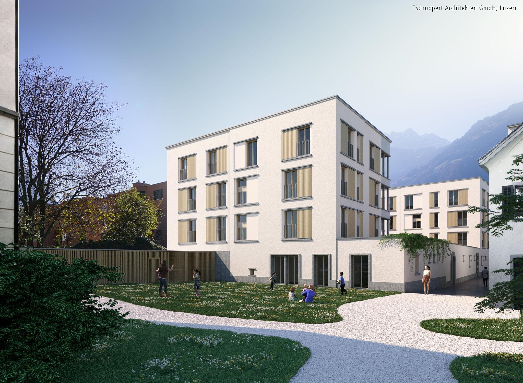 Areal Winterberg, Altdorf