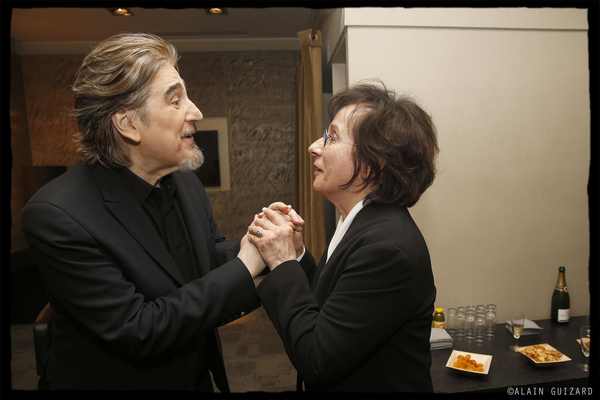 Serge Lama & Marie Paule Belle 09
