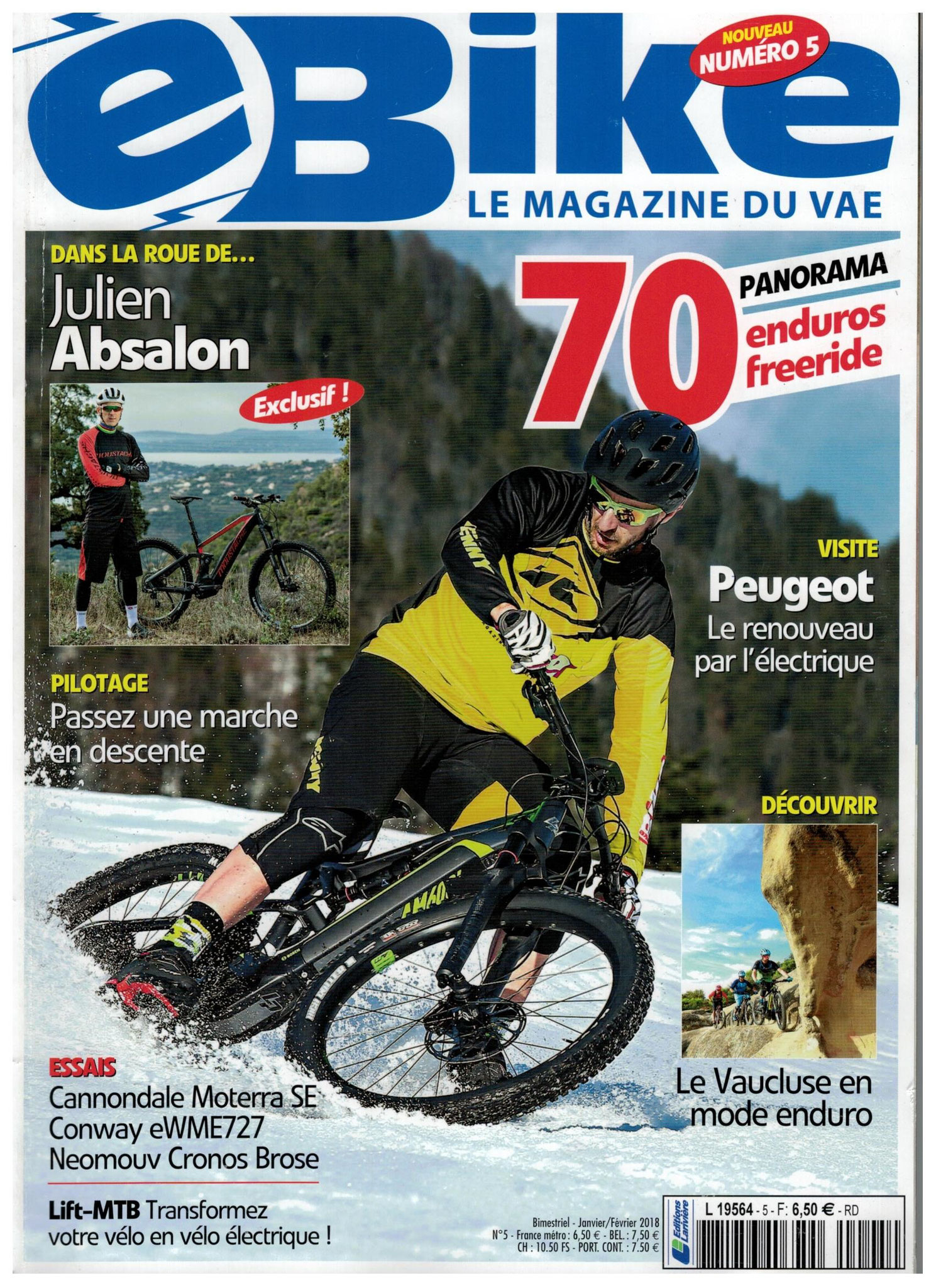 avis lift mtb e-bike magazine