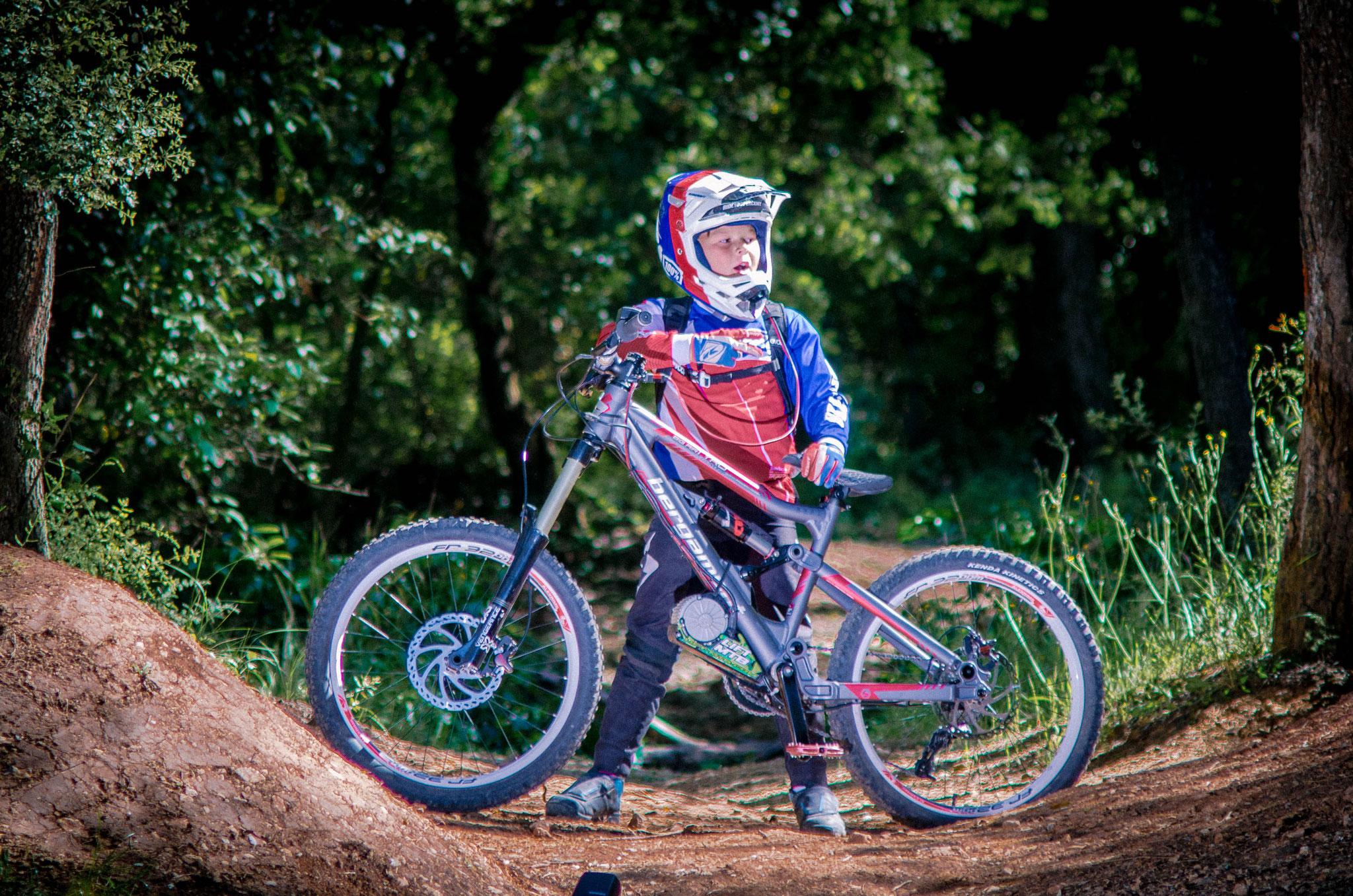 e-bike for kid
