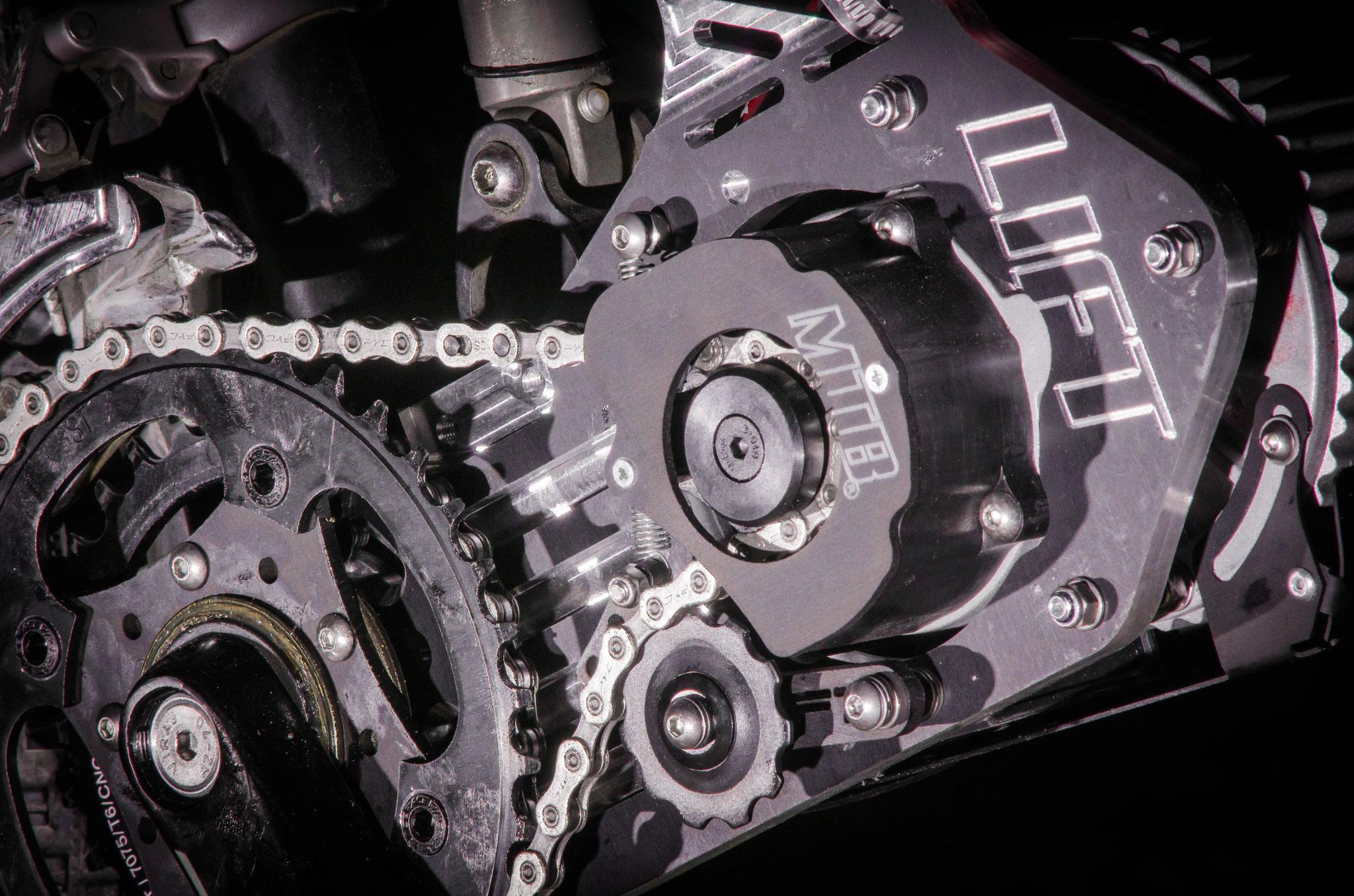 kit moteur electrique vtt