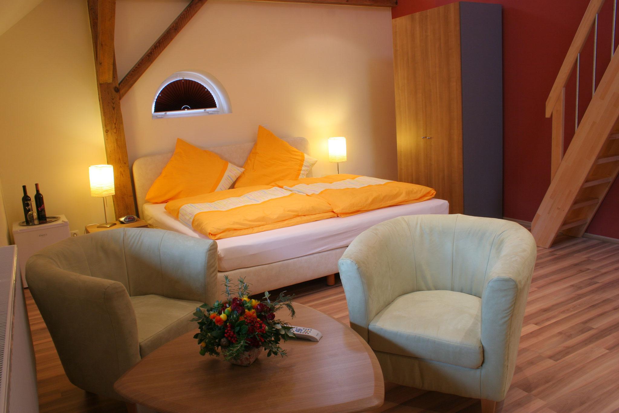 Altstadt-Rewsidenz Zimmer 4