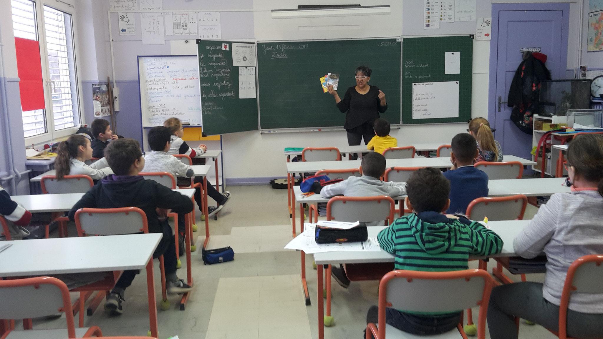 Ecole primaire freinet