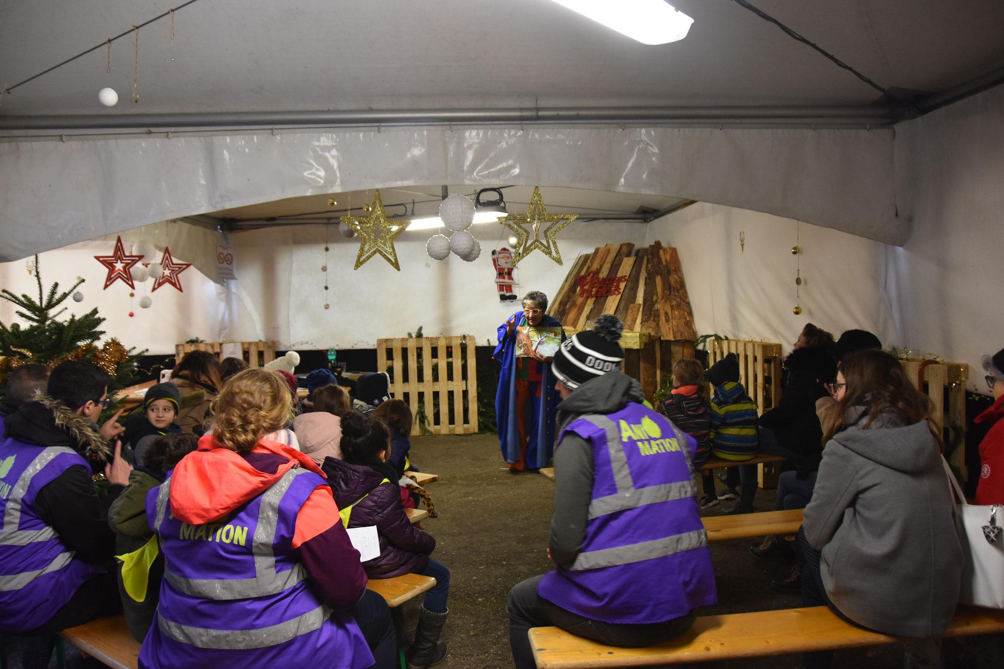 Noël au Marché de Noël de Thann 11/12/2019