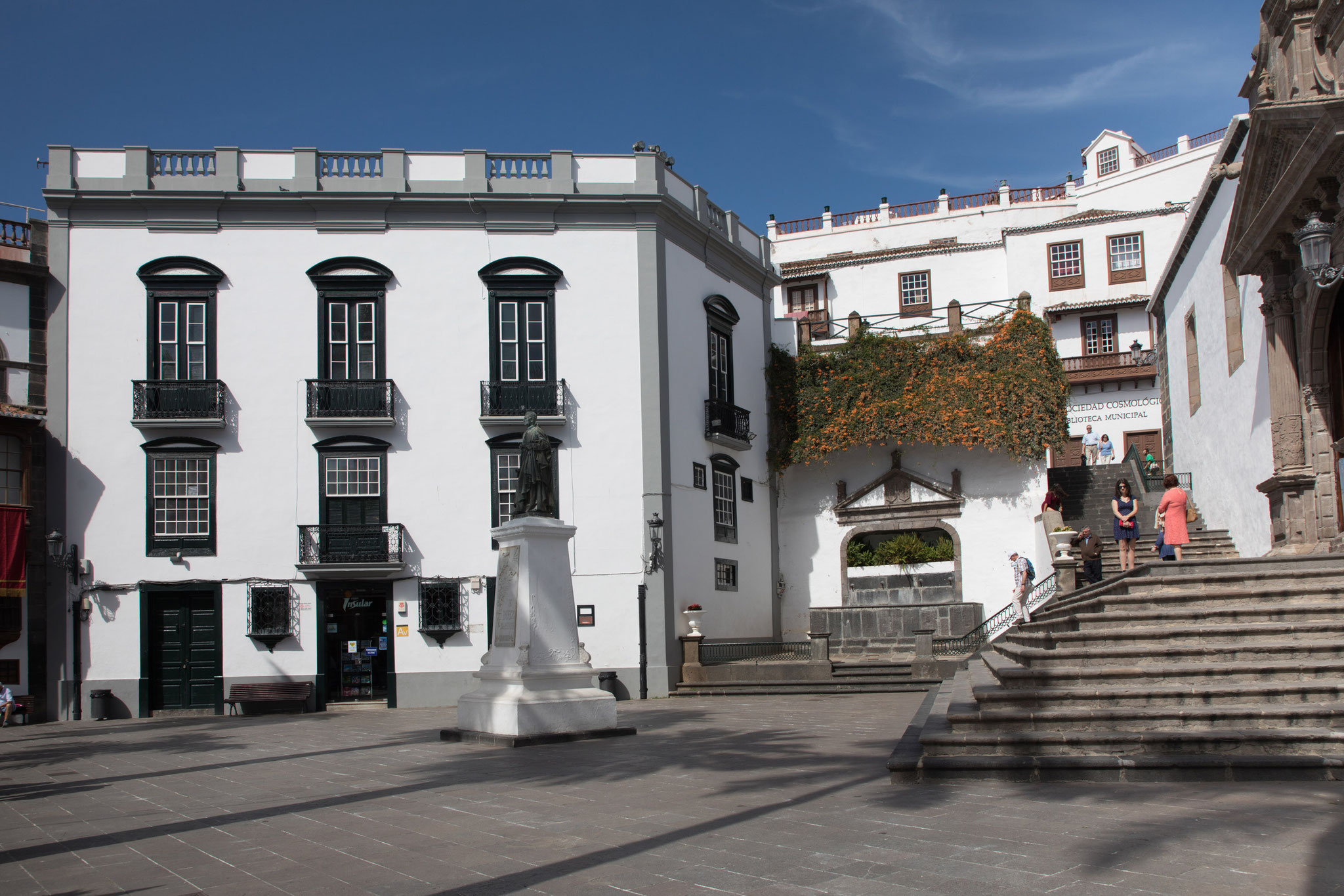 Santa Cruz de la Palma - Plaza de Espana