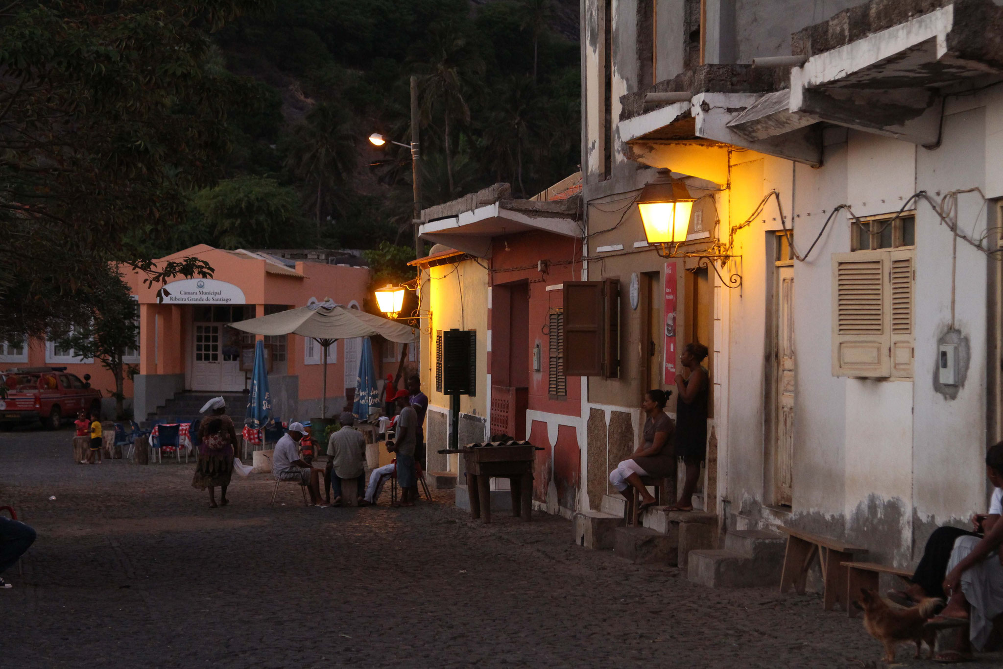 Santiago - Cidade Velha