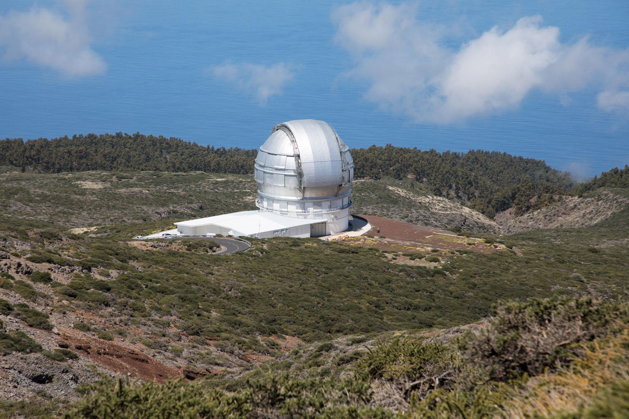 Roque de las Muchachos - Observatorium