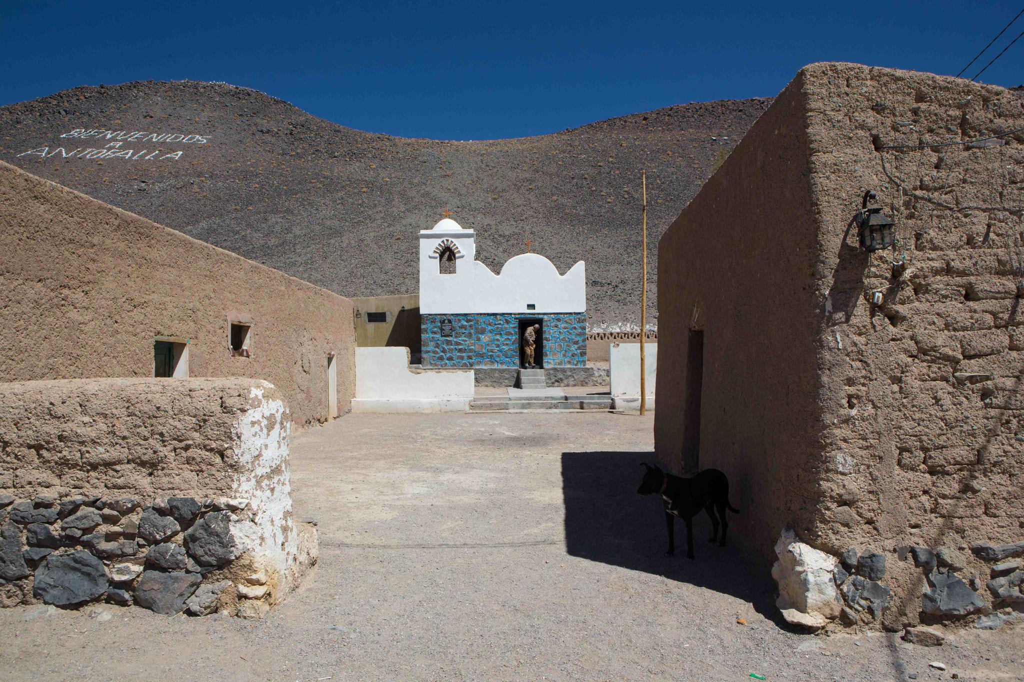 Kirche von Antofalla