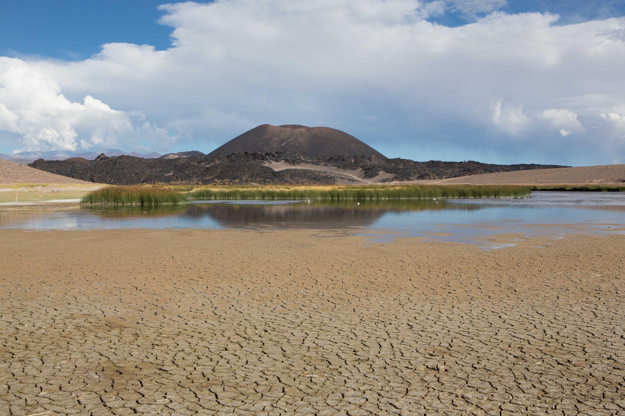 Lagunenlandschaft bei Antofagasta