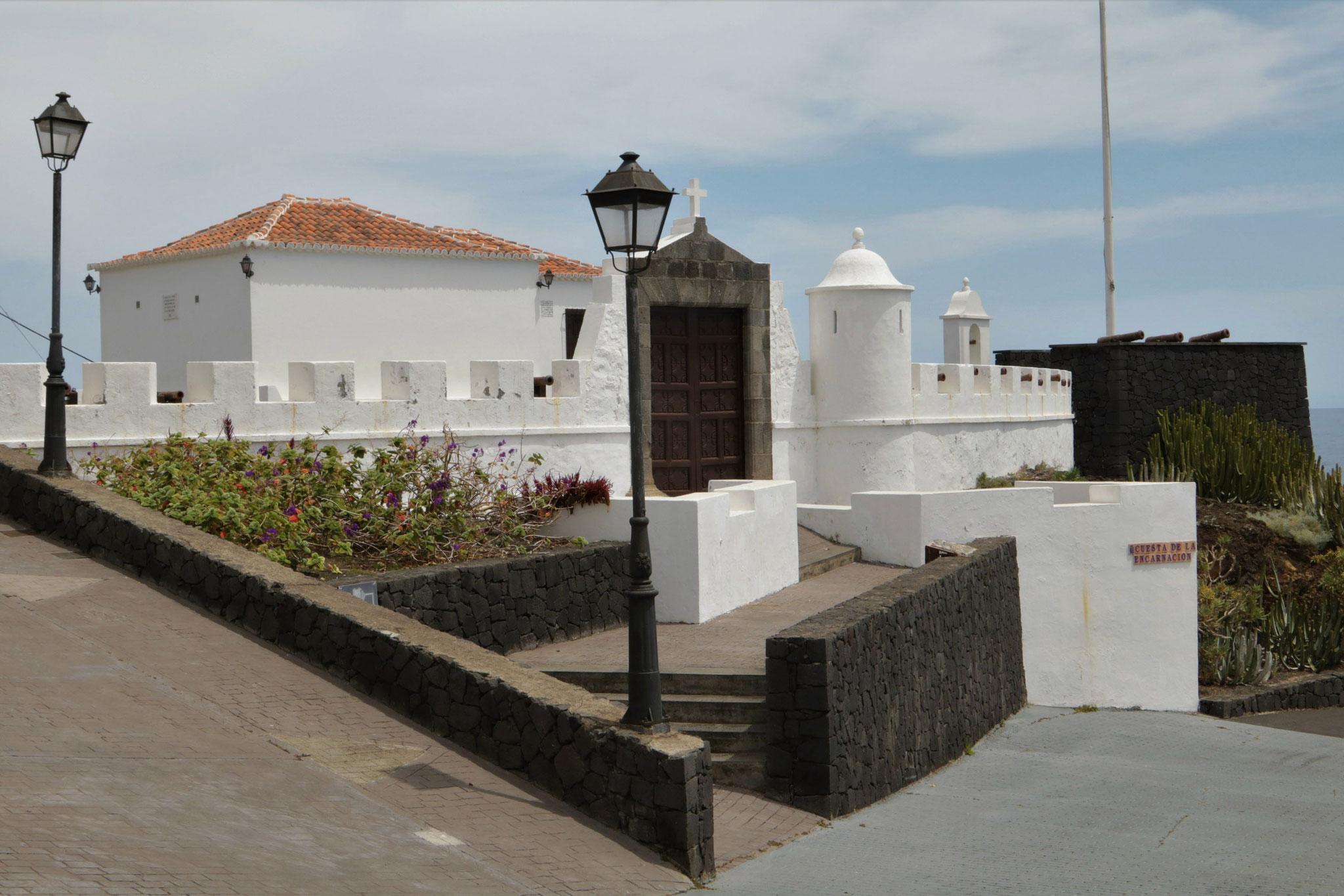 Santa Cruz de la Palma - Castillo de la Virgen
